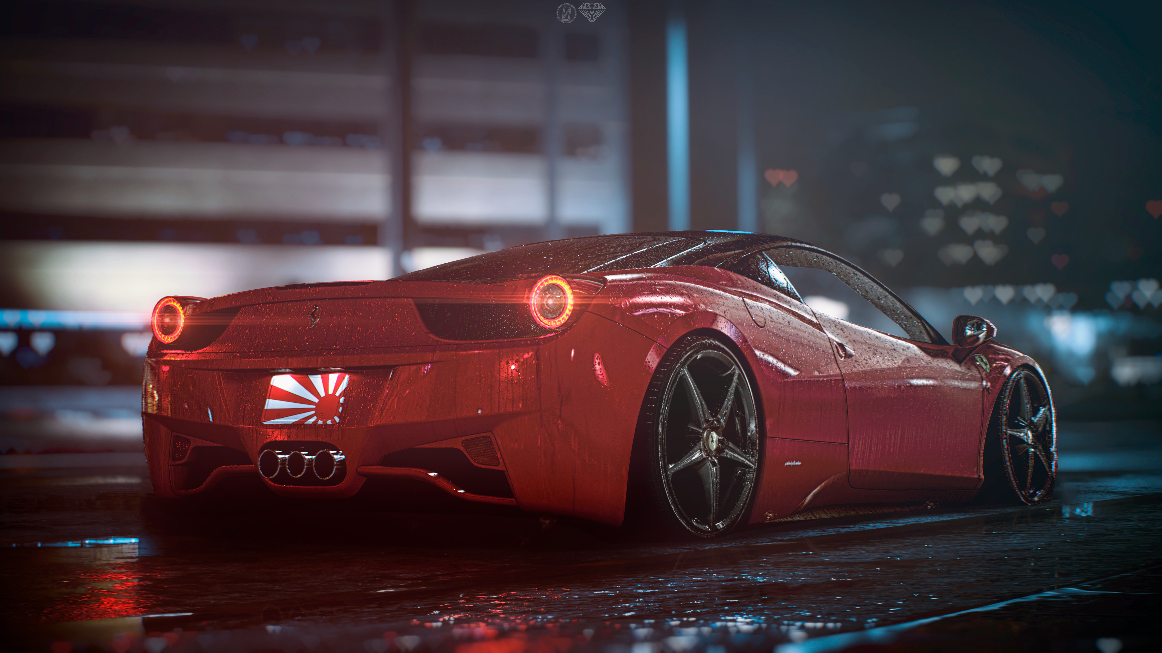1366x768 Ferrari 458 Italy 4k 1366x768 Resolution Hd 4k Wallpapers Images Backgrounds Photos And Pictures