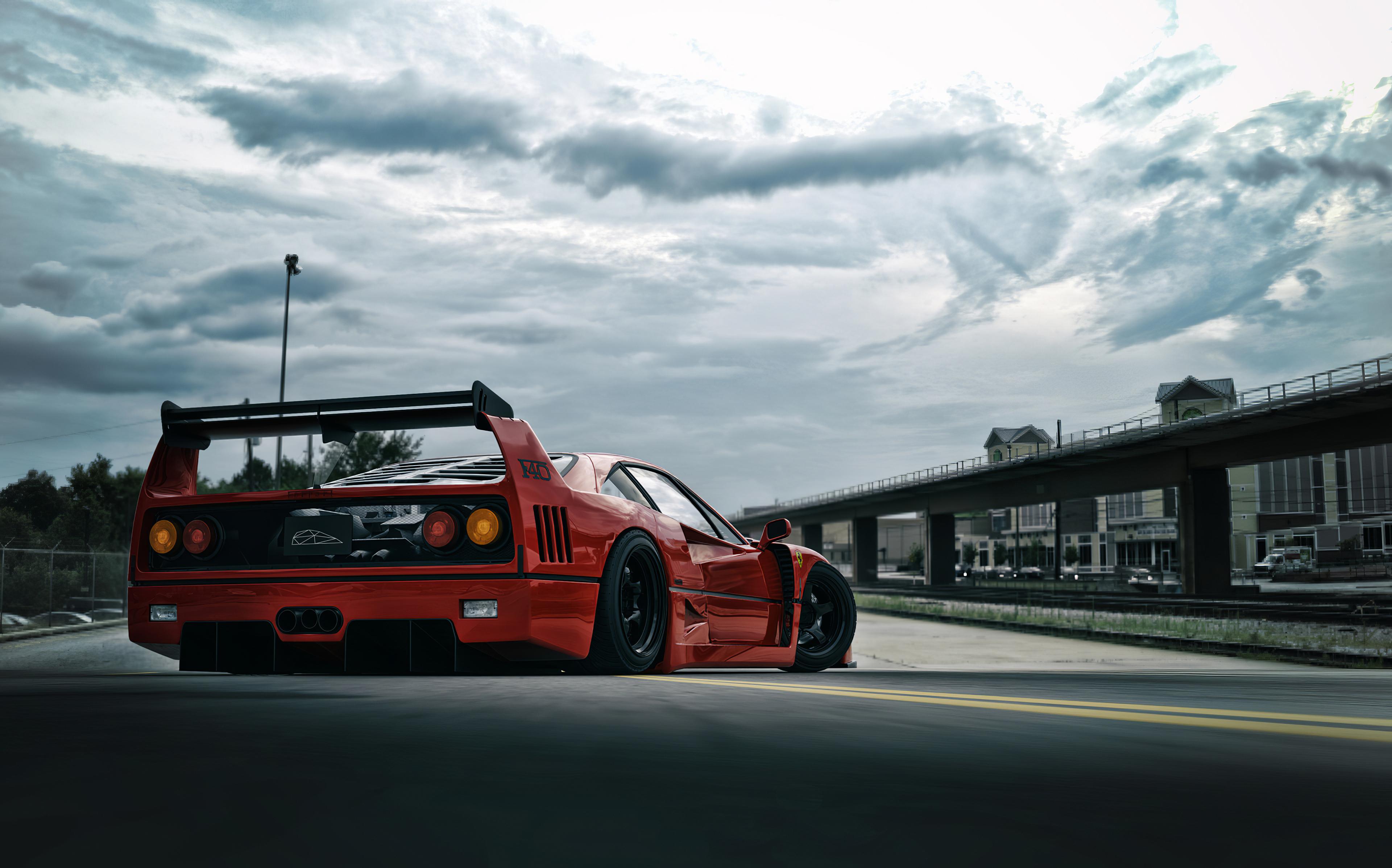 Ferrari Red 4k, HD Cars, 4k Wallpapers, Images ...