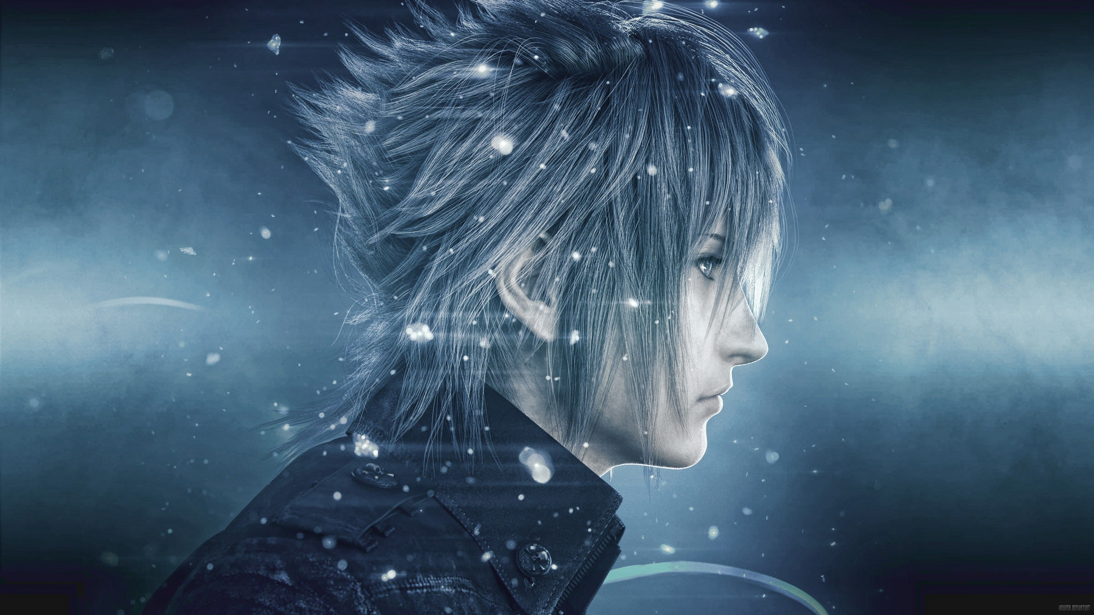 Final Fantasy Xv Noctis Hd Games 4k Wallpapers Images