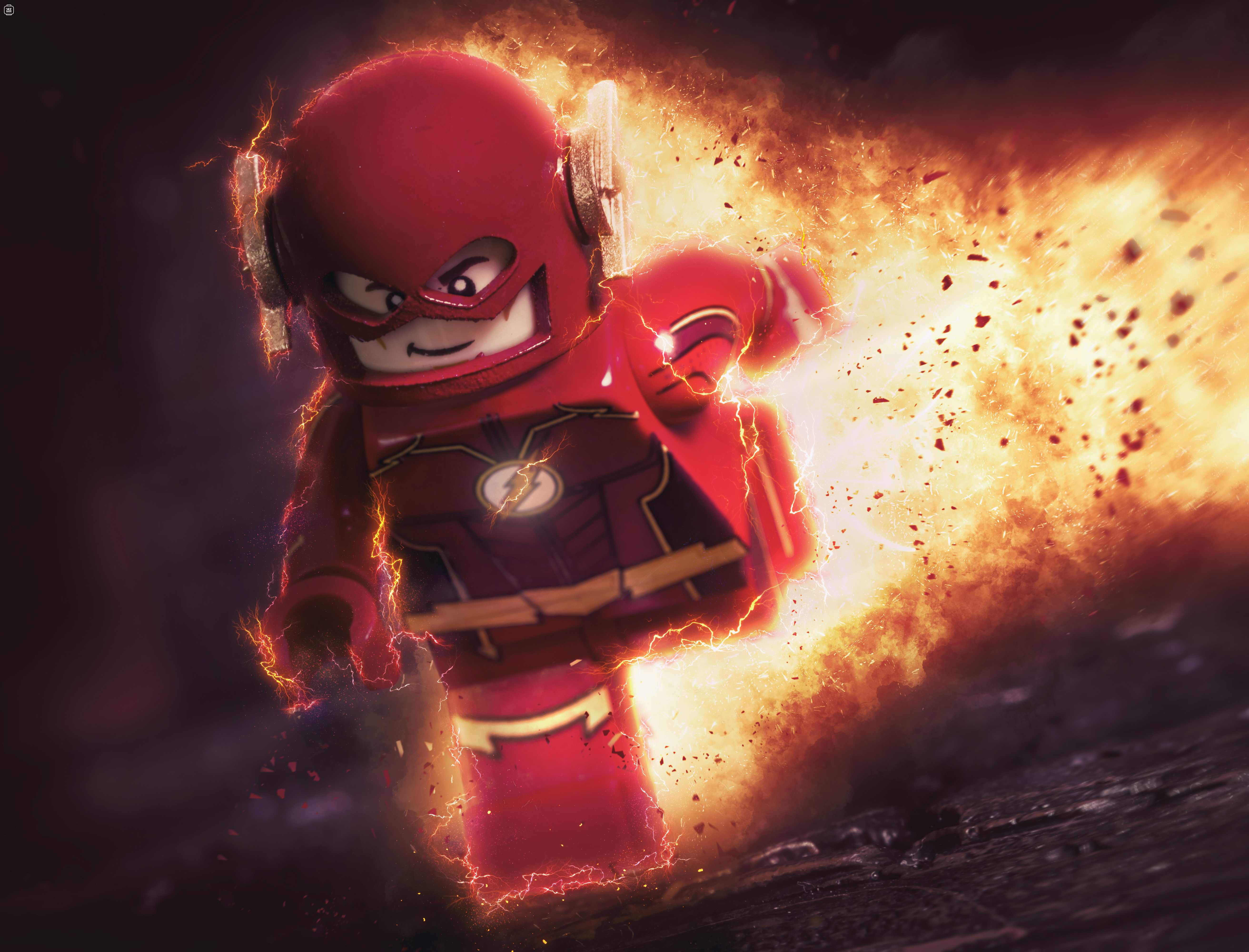 1920x1080 Flash Lego Toy 5k Laptop Full Hd 1080p Hd 4k Wallpapers Images Backgrounds Photos And Pictures
