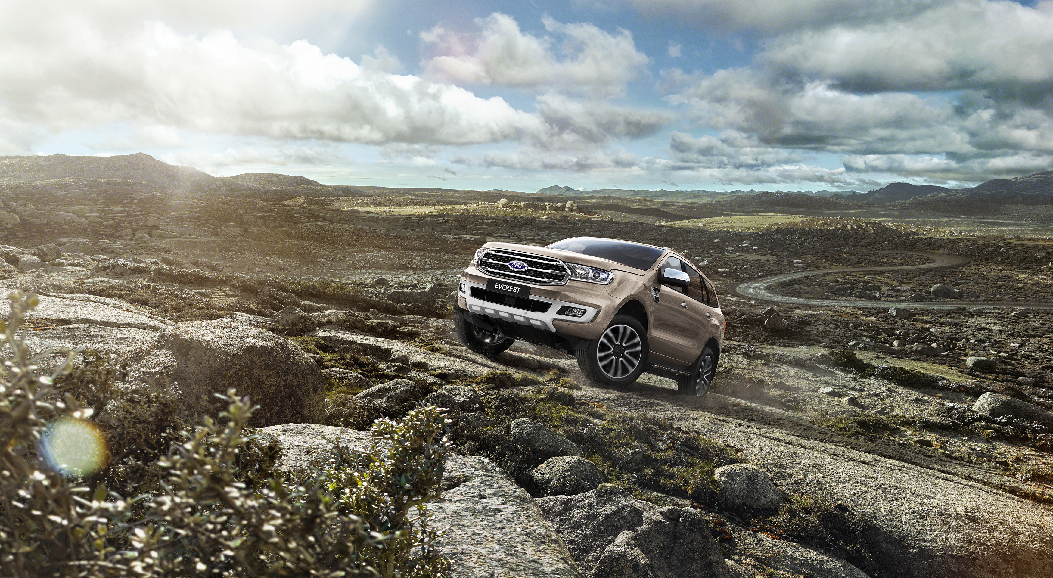 Ford Everest Titanium 2018 Hd Cars 4k Wallpapers Images Backgrounds Photos And Pictures
