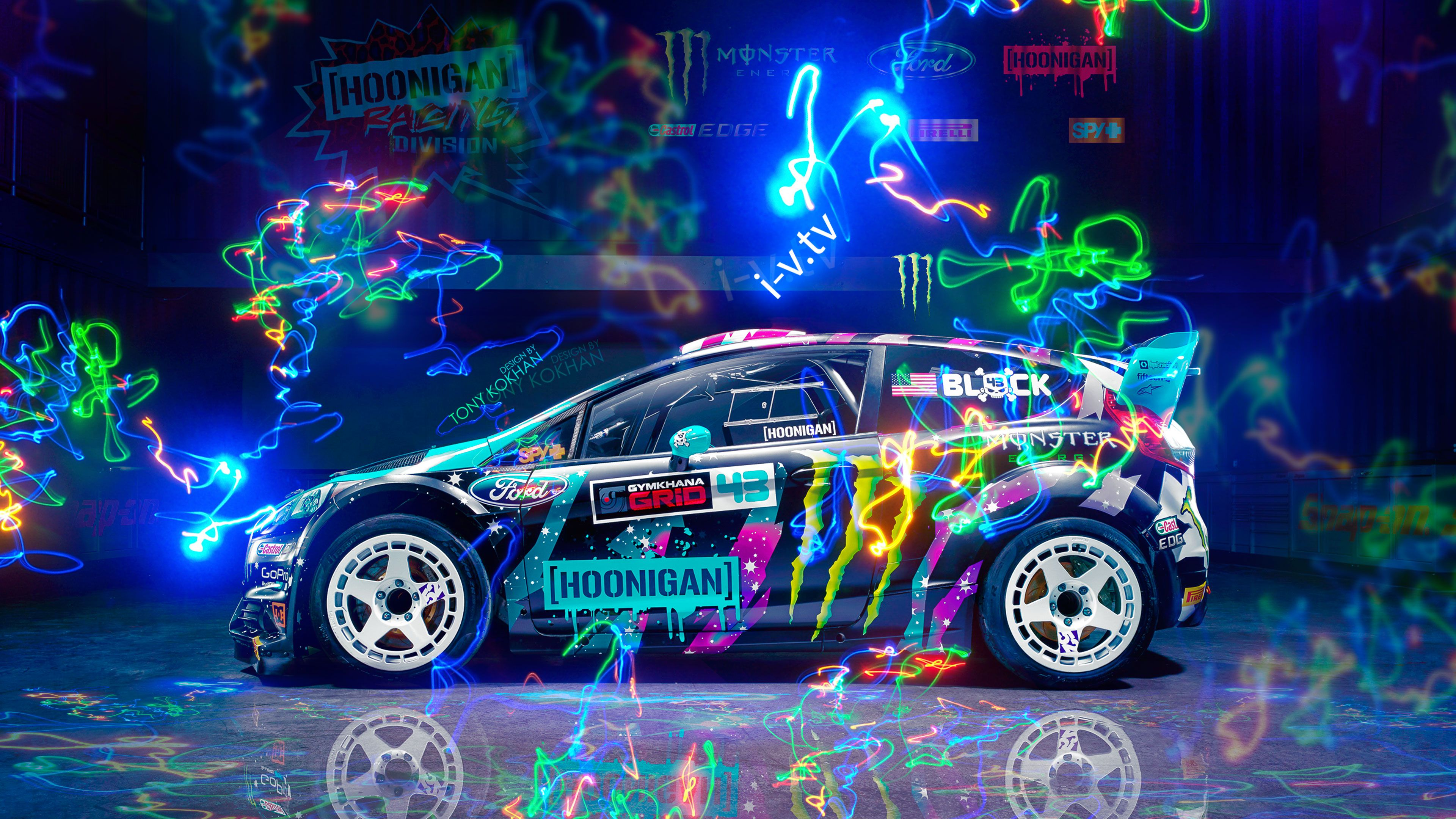Ford Fiesta St Rx43 Hoonigan Car Hd Movies 4k Wallpapers Images Backgrounds Photos And Pictures