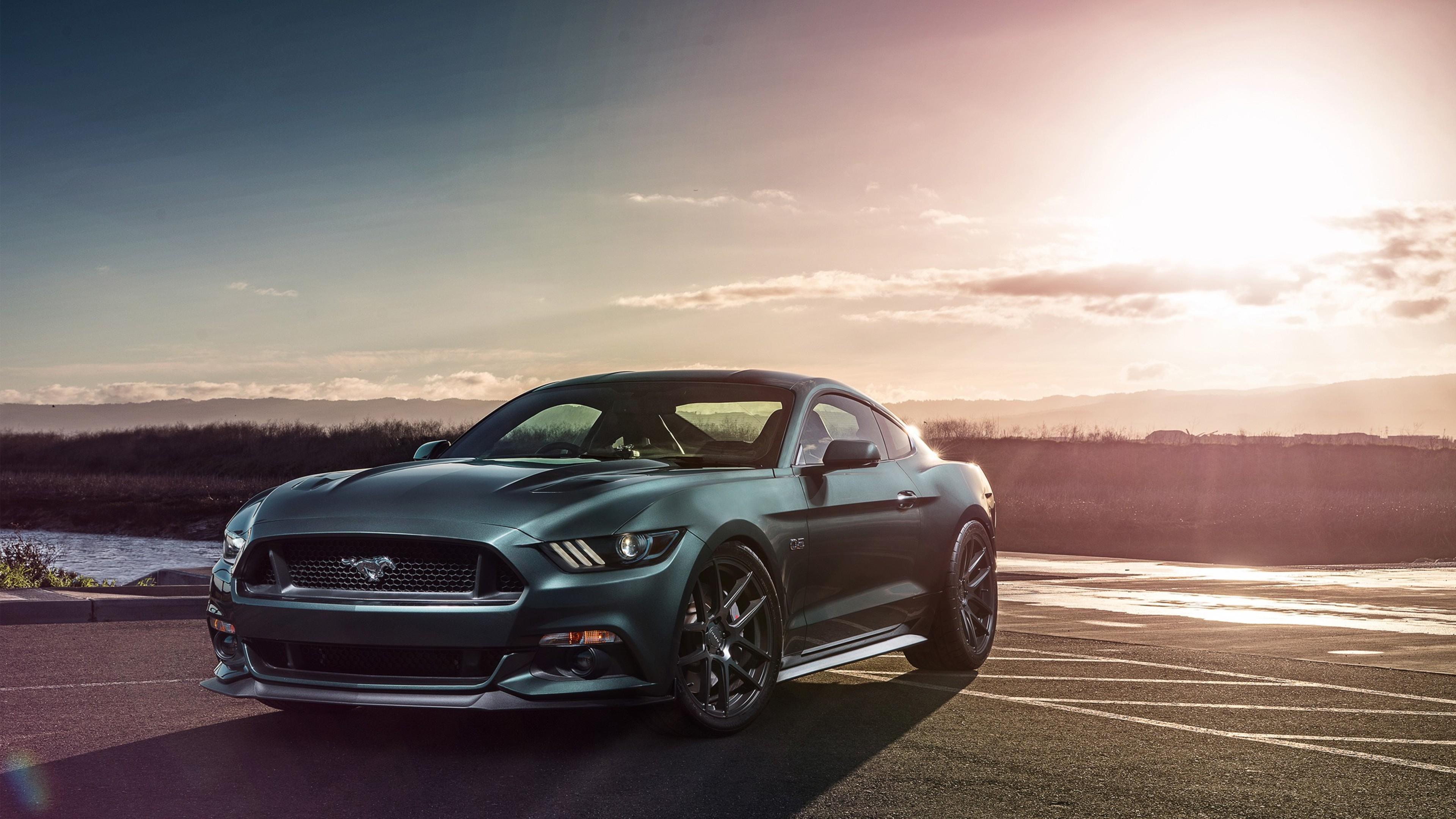 Ford Mustang Gt Velgen Wheels Hd Cars 4k Wallpapers