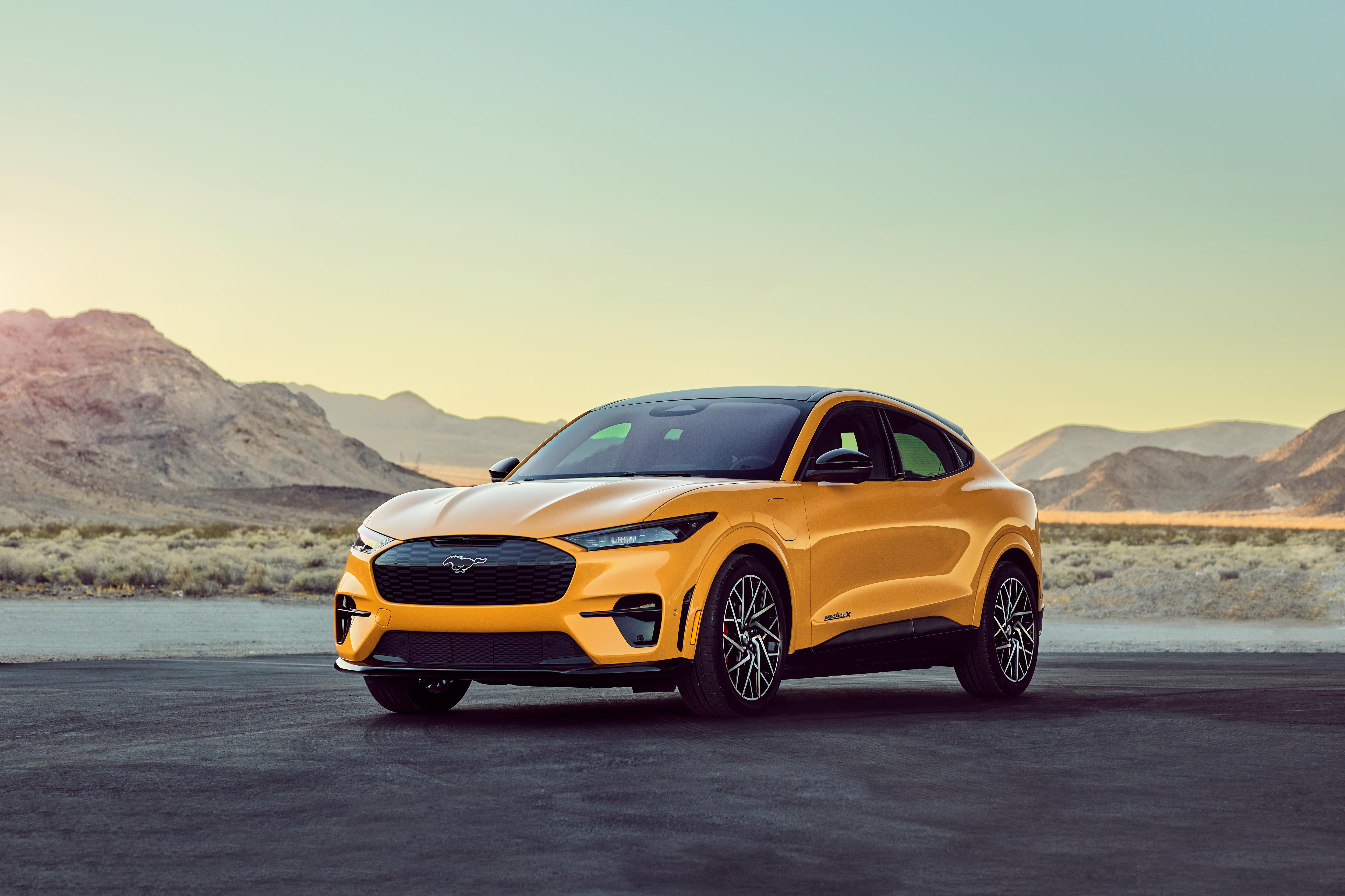 Ford Mustang Mach E Gt Performance Edition 2021 5k Hd Cars 4k Wallpapers Images Backgrounds Photos And Pictures 2021 ford mustang mach e 5k wallpaper