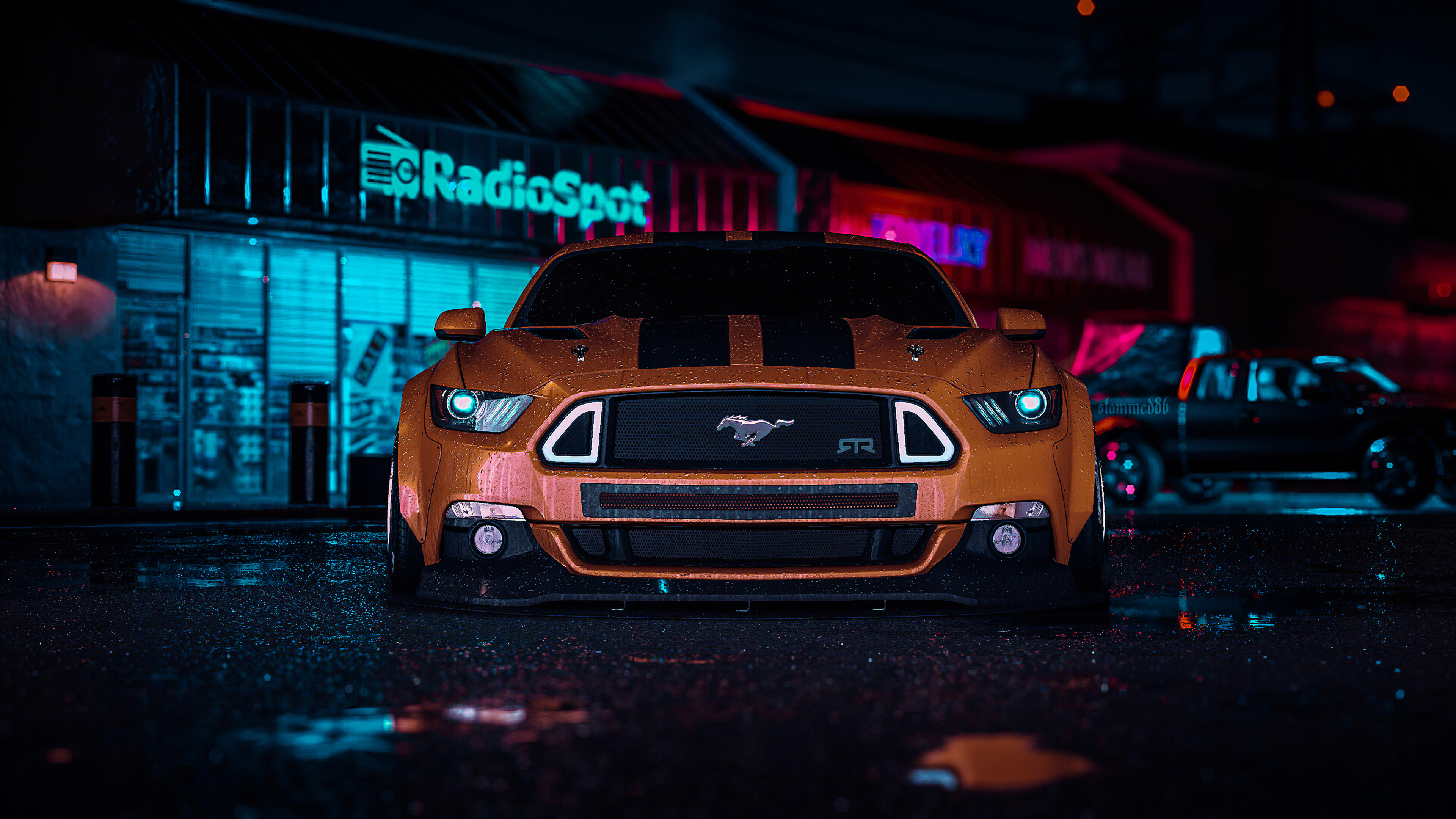 Ford Mustang Rtr Need For Speed 4k Hd Games 4k Wallpapers Images Backgrounds Photos And Pictures