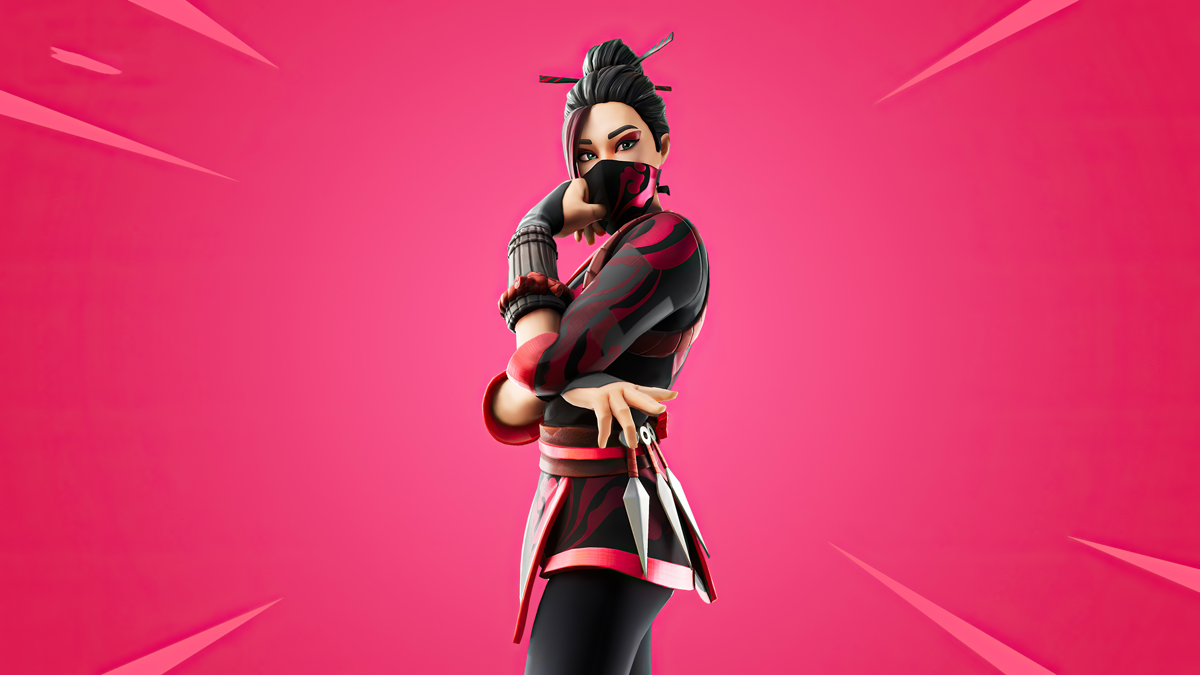 Fortnite Red Jade Outfit 4k Hd Games 4k Wallpapers Images Backgrounds Photos And Pictures
