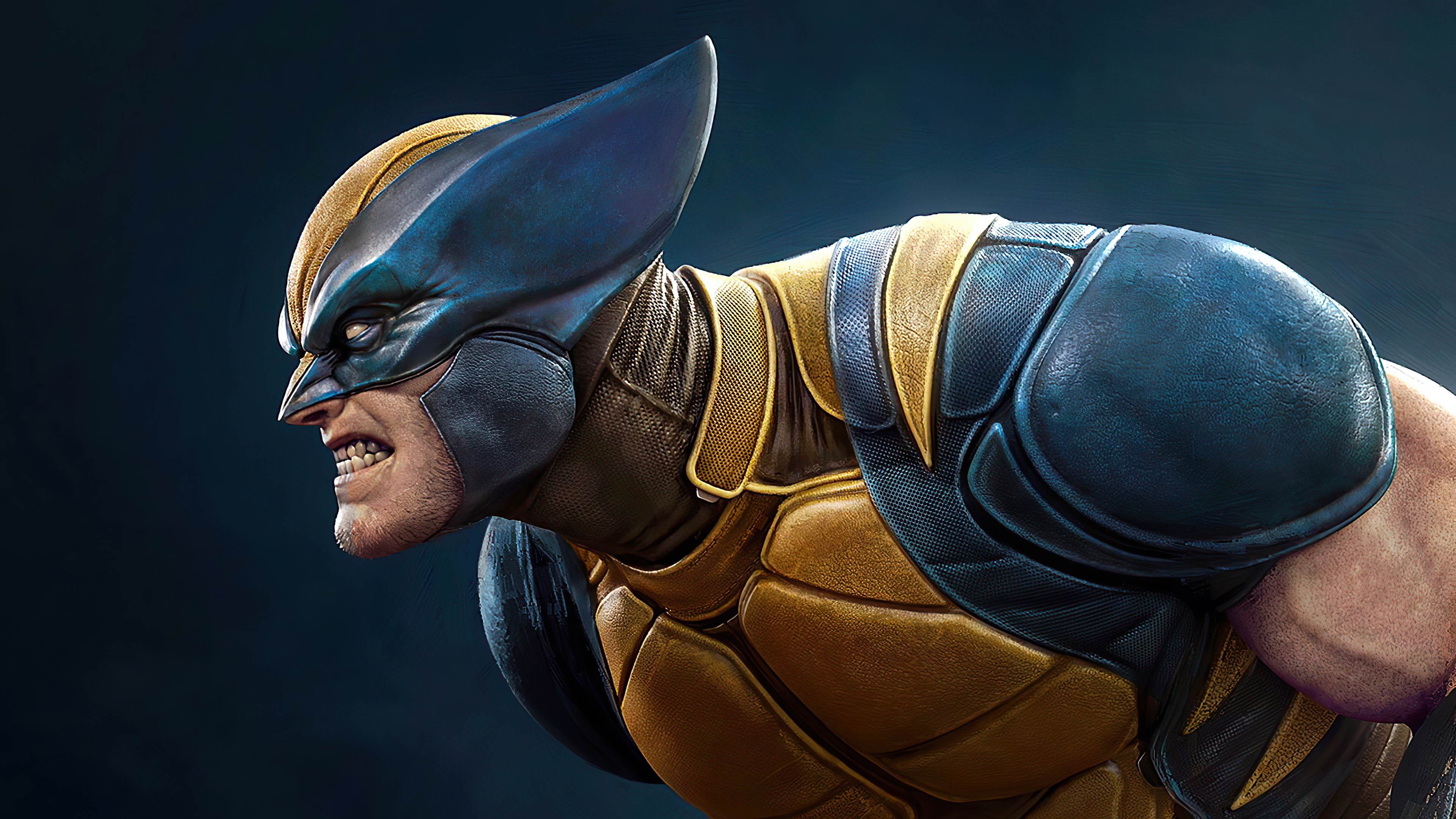 Fortnite Wolverine 4k Hd Games 4k Wallpapers Images Backgrounds Photos And Pictures