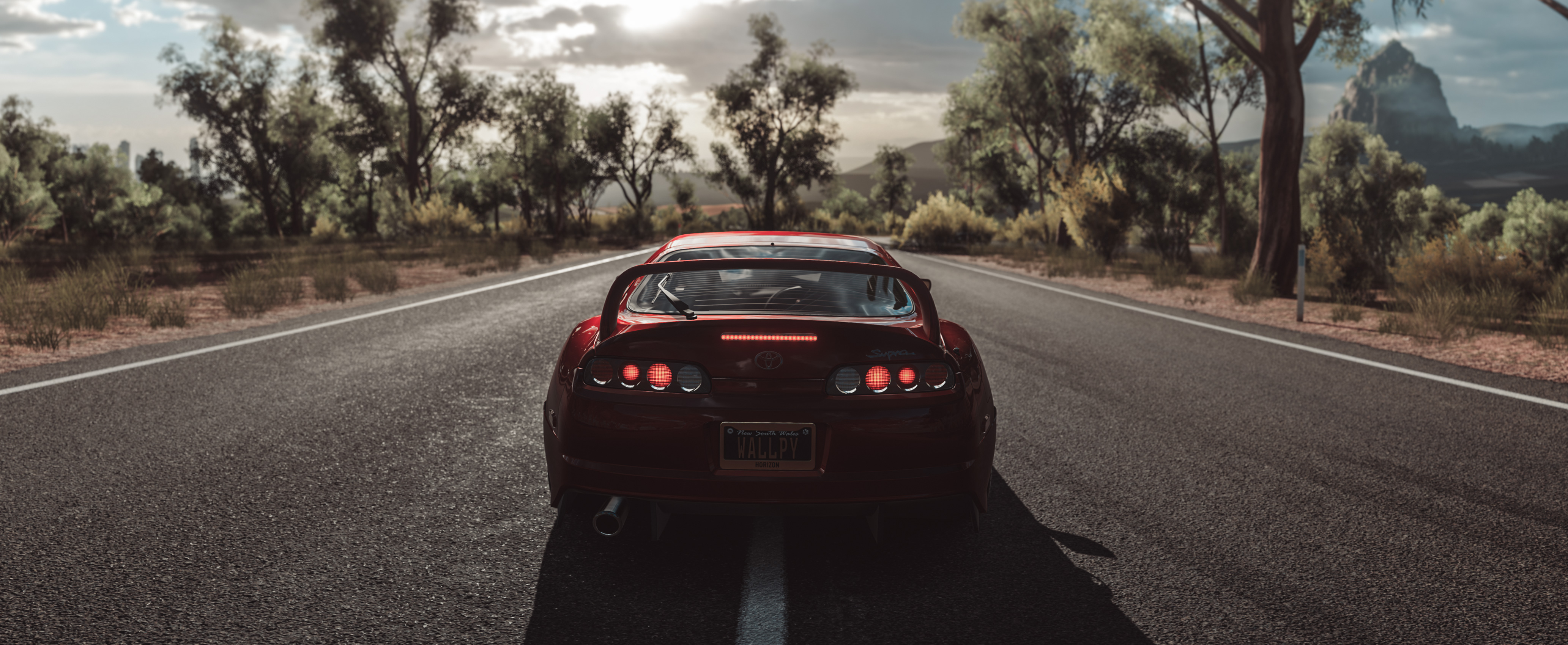 Forza Horizon 3 Toyota Supra Hd Games 4k Wallpapers Images Backgrounds Photos And Pictures