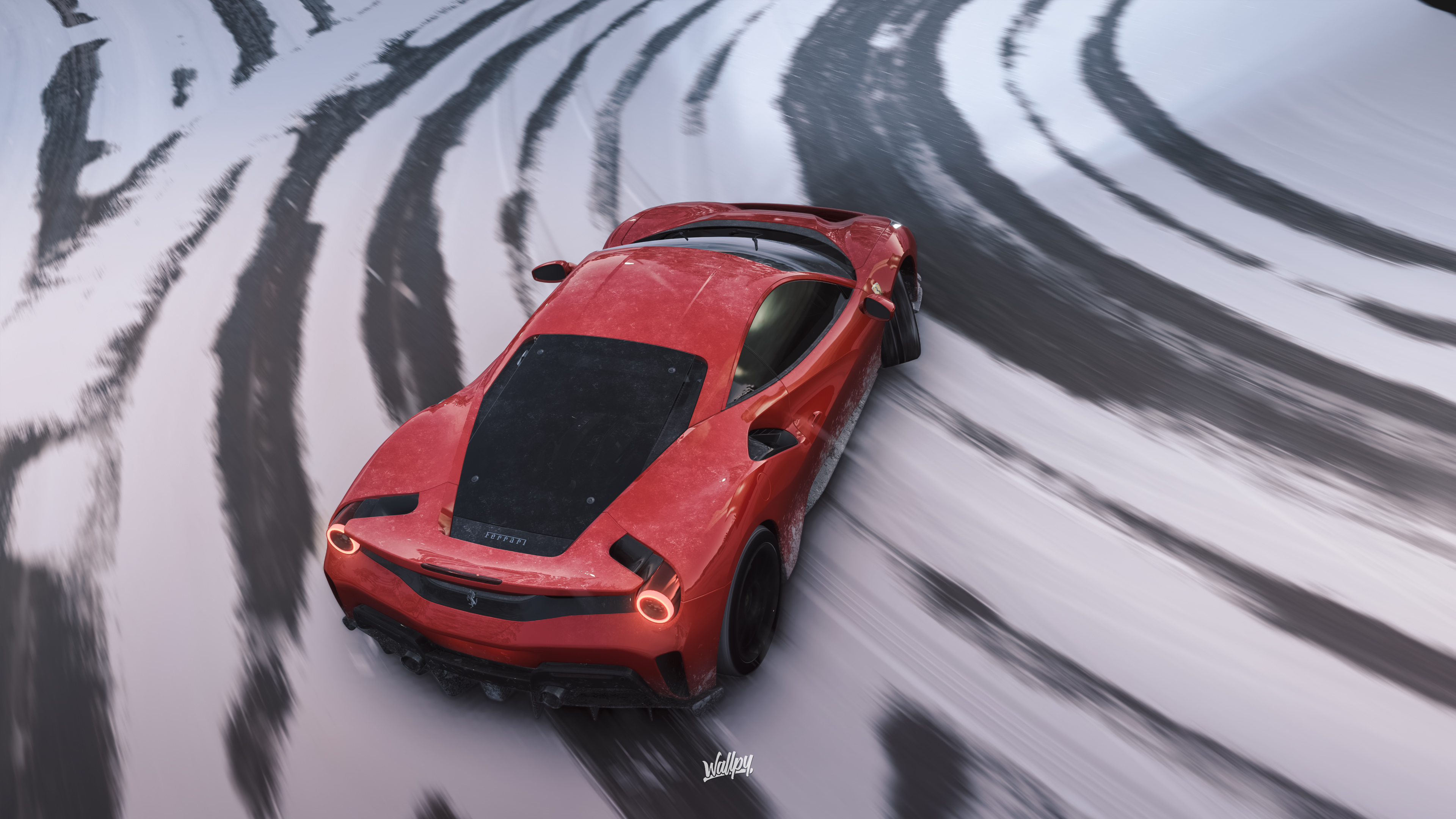 Forza Horizon 4 Ferrari 4k Hd Games 4k Wallpapers Images Backgrounds Photos And Pictures
