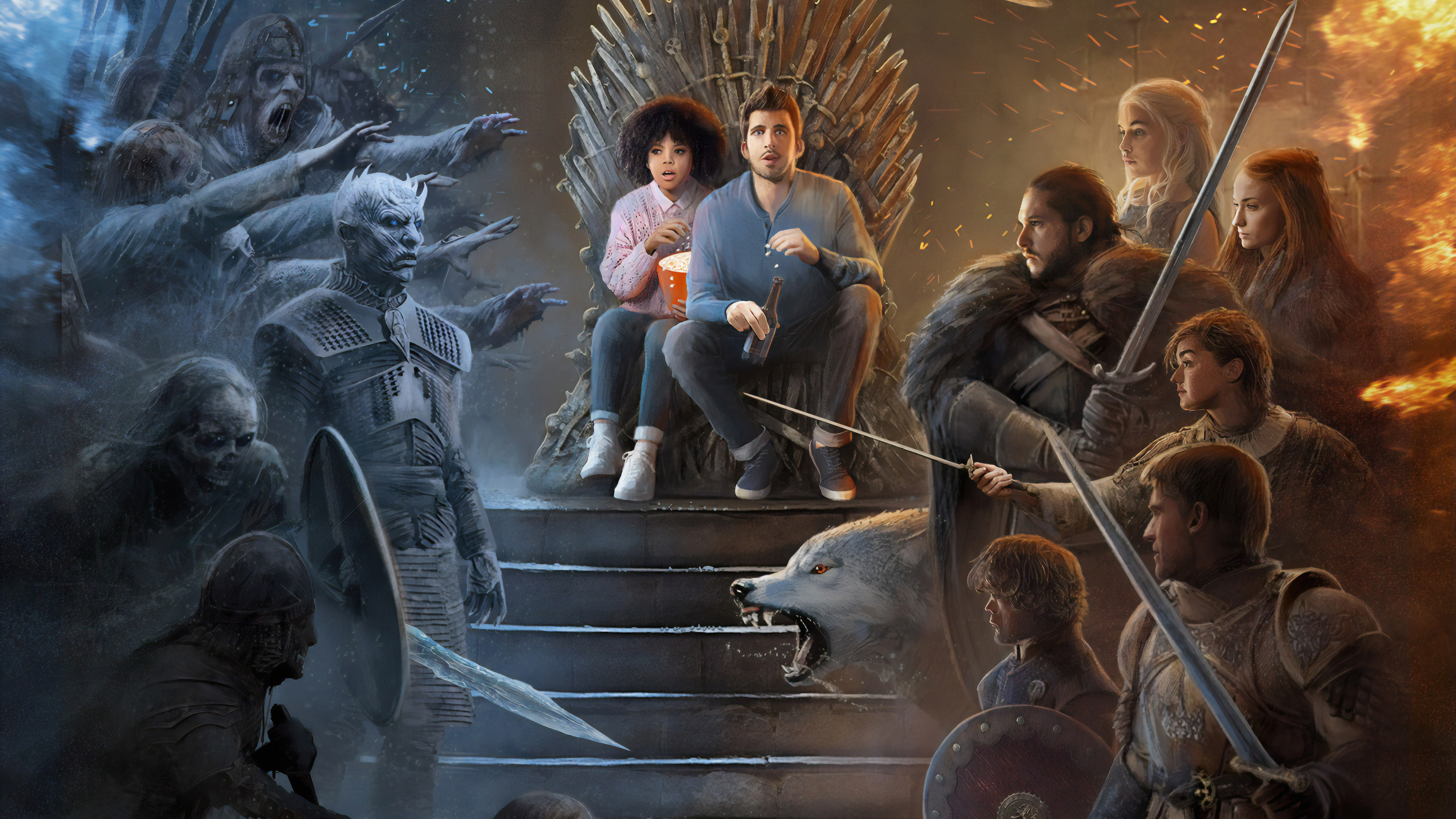 Game Of Thrones Fan Artwork Hd Tv Shows 4k Wallpapers Images
