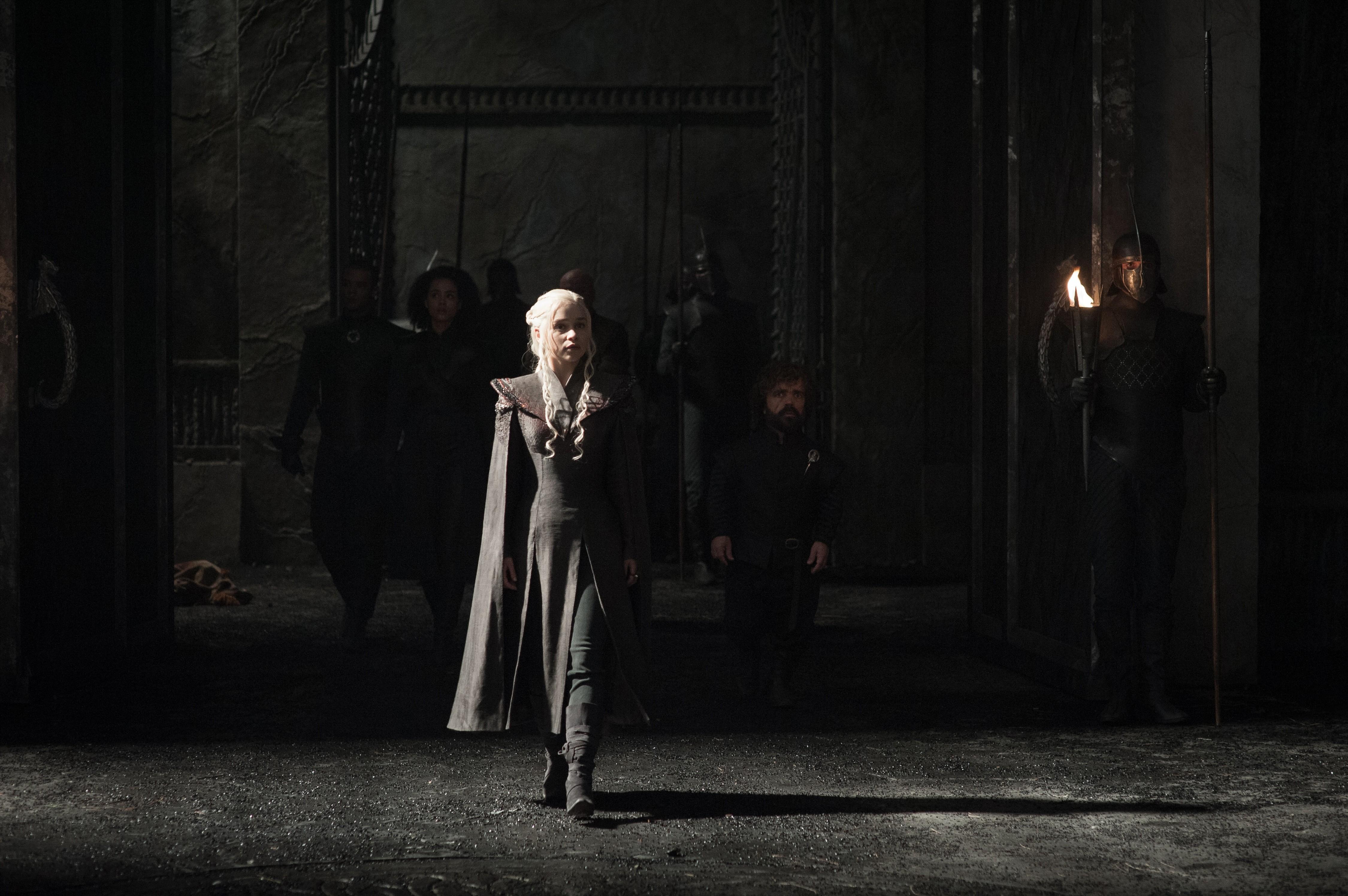 Game Of Thrones Season 7 Emilia Clarke