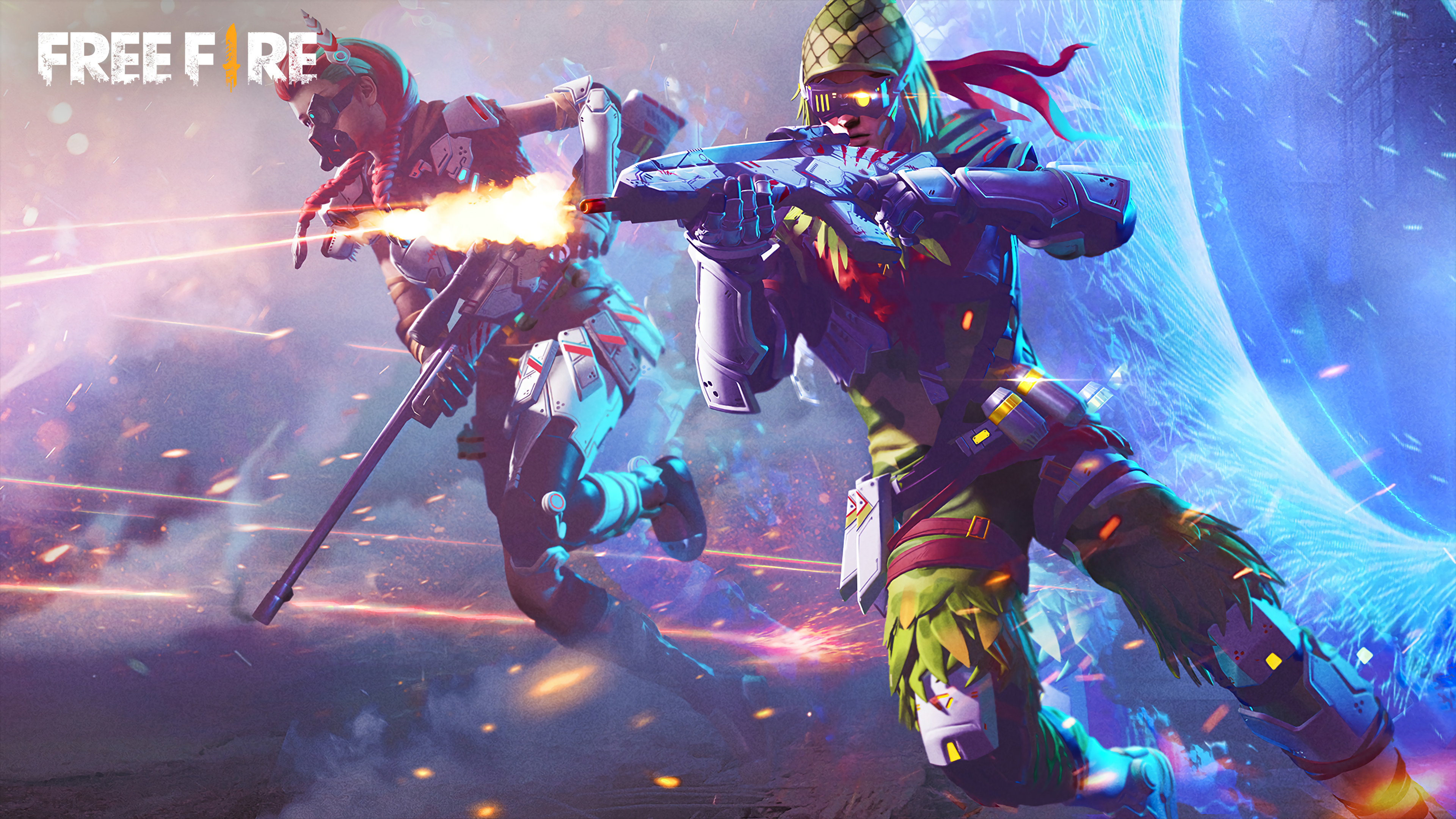 Garena Free Fire New 2020, HD Games, 4k Wallpapers, Images ...