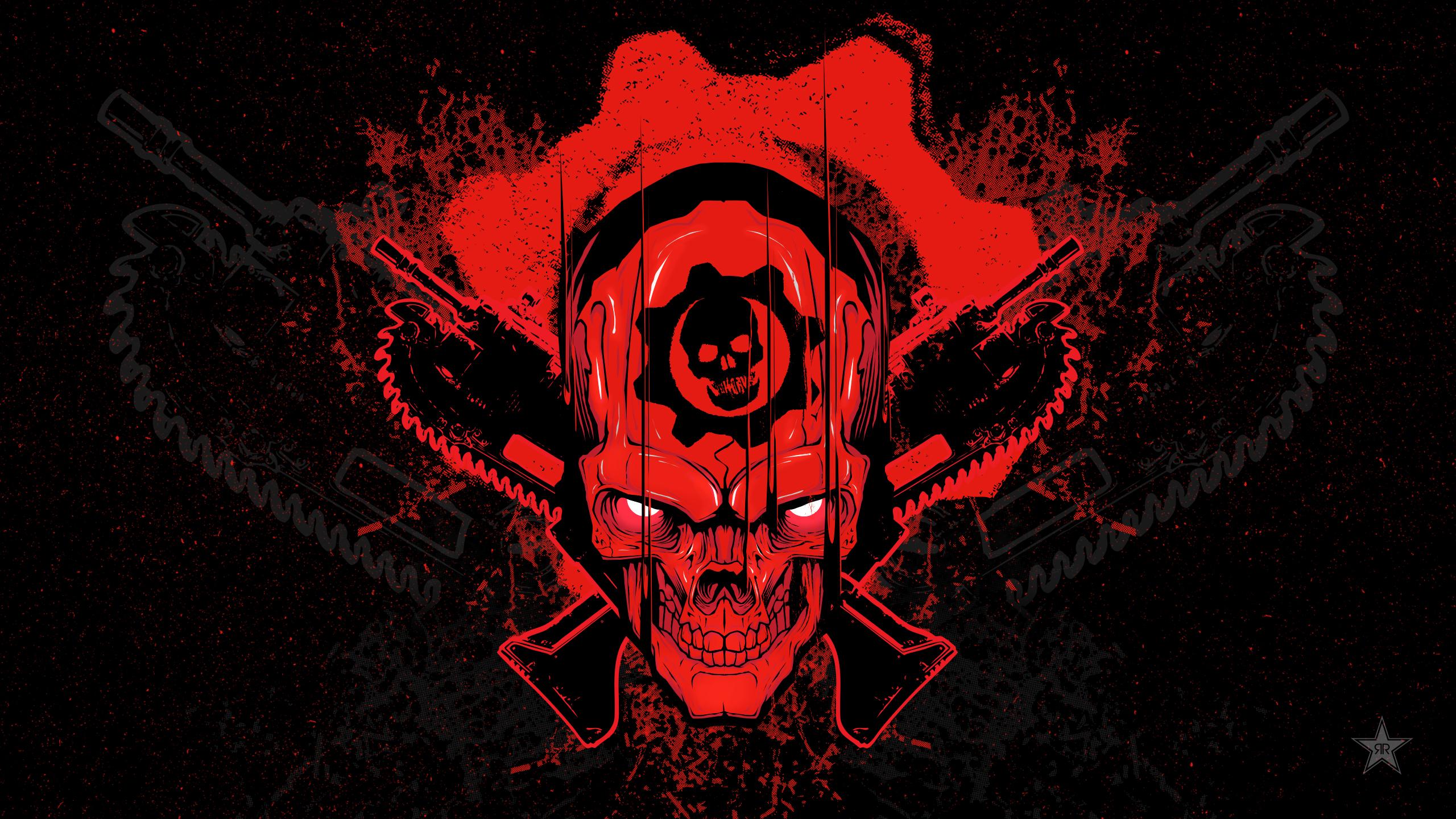 gears of war 4 skull image