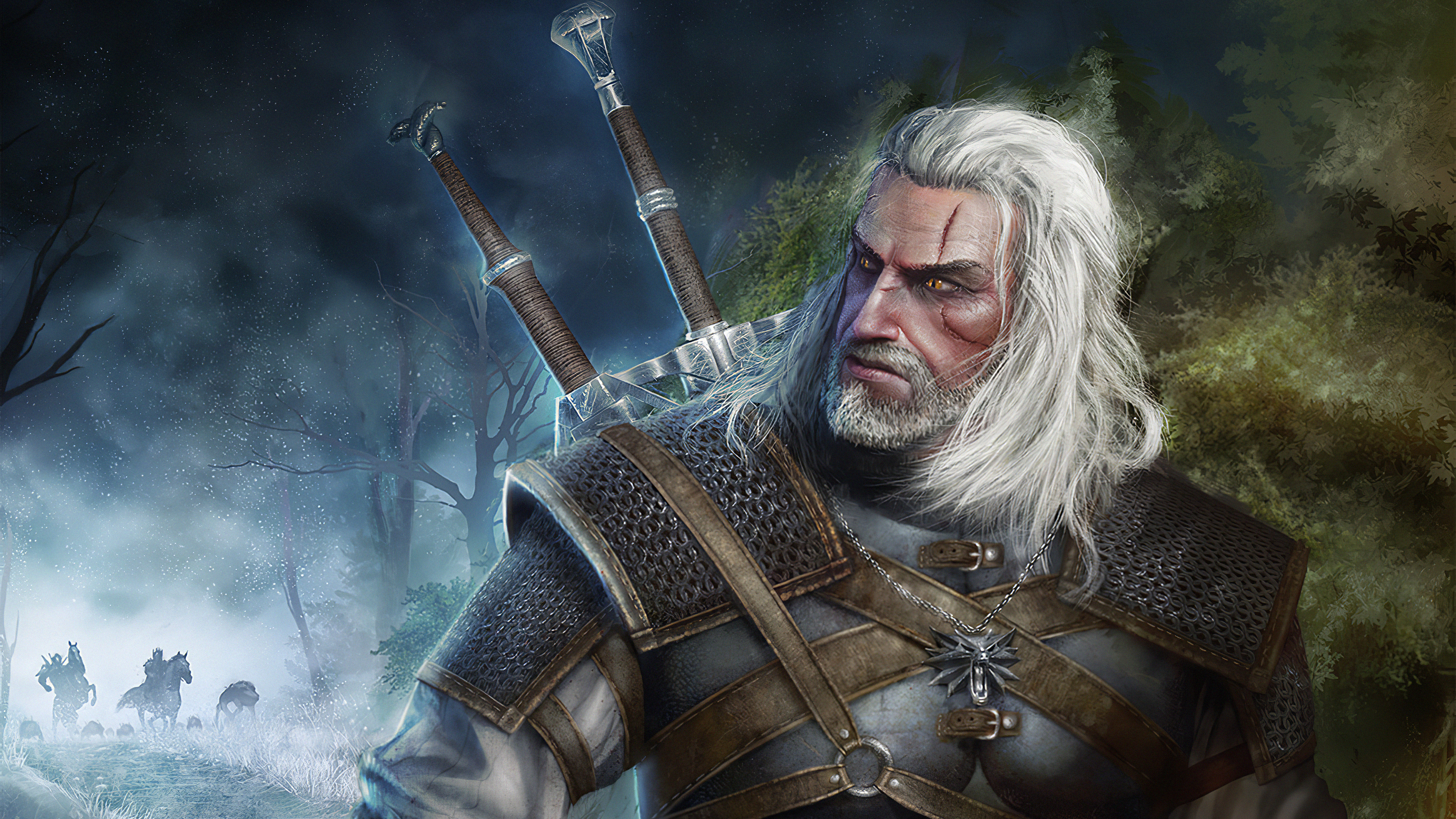 2560x1440 Geralt Of Rivia The Witcher 3 1440p Resolution Hd 4k