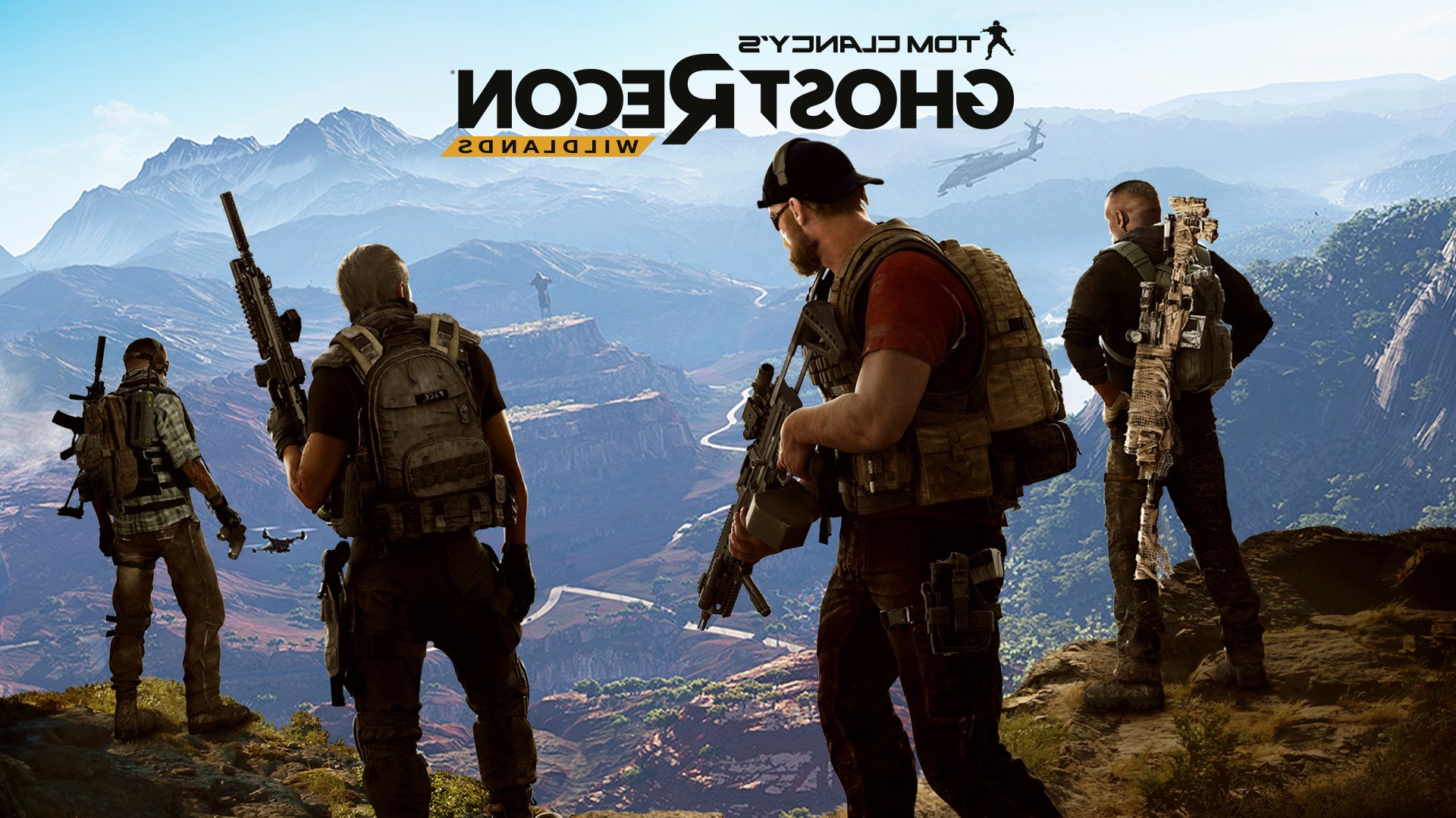 32 4k Ultra Hd Tom Clancy S Ghost Recon Wildlands Wallpapers