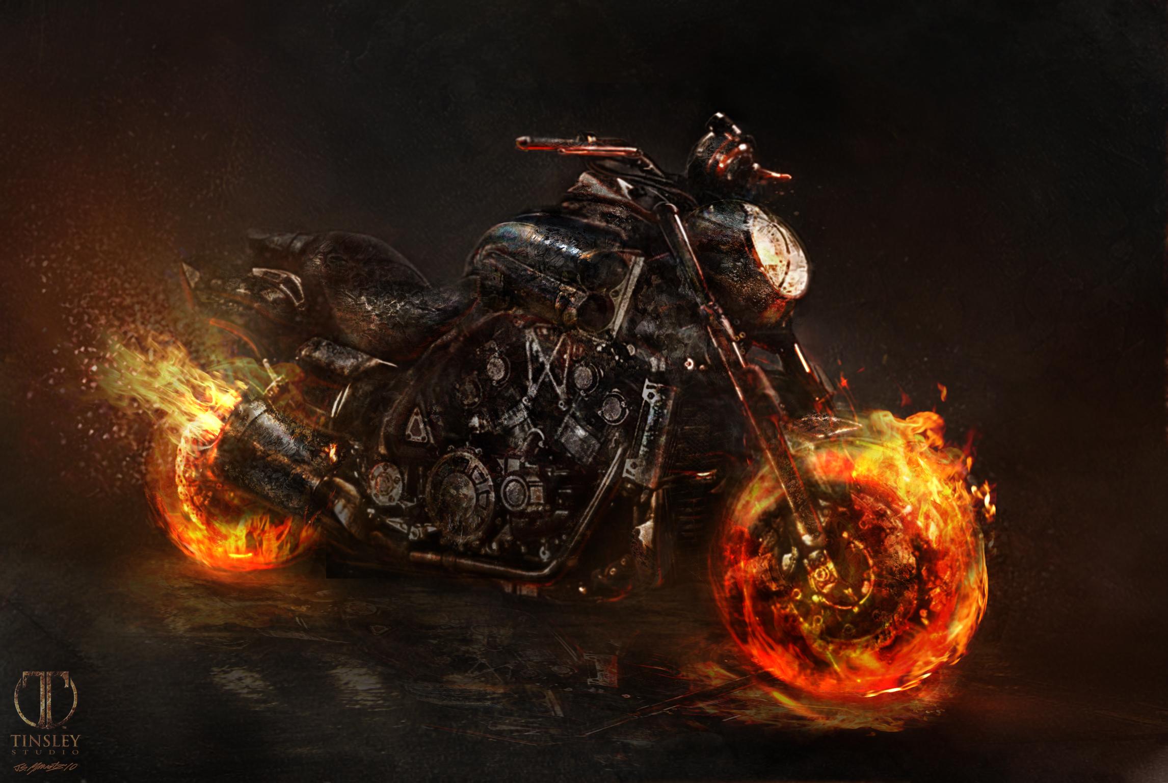 Ghost Rider Spirit Of Vengeance Hd Superheroes 4k Wallpapers
