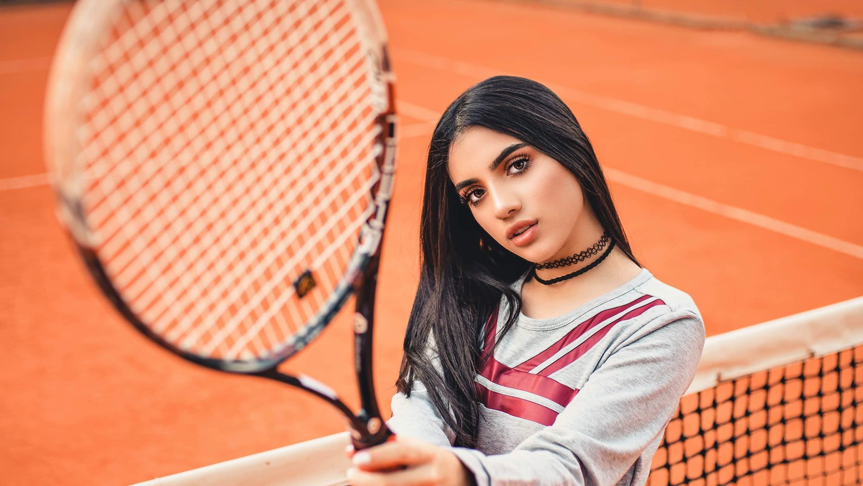 Tennis court HD wallpaper | Latest Wallpapers HD | 1536x2730