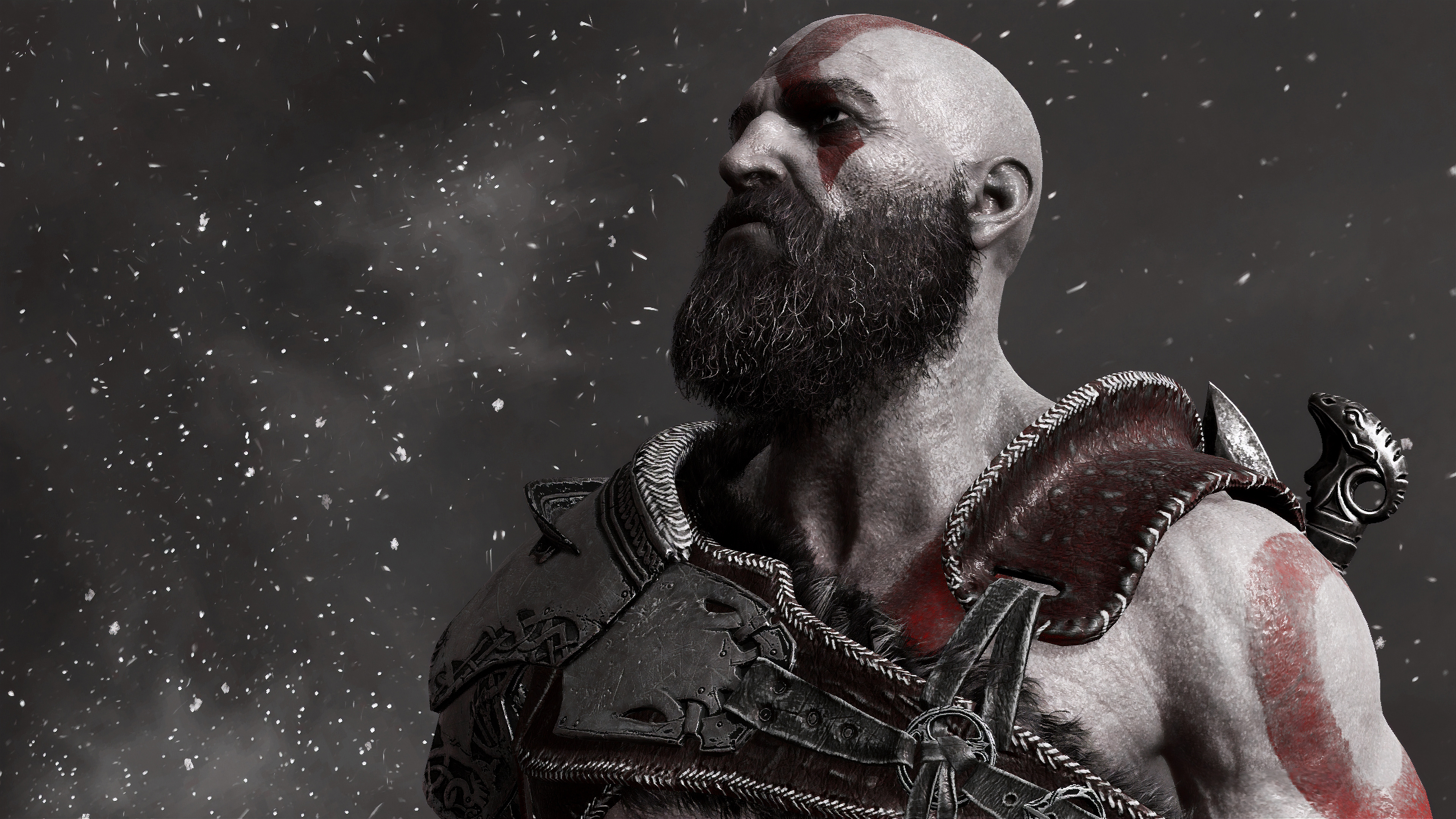 God Of War 4 4k Hd Games 4k Wallpapers Images Backgrounds