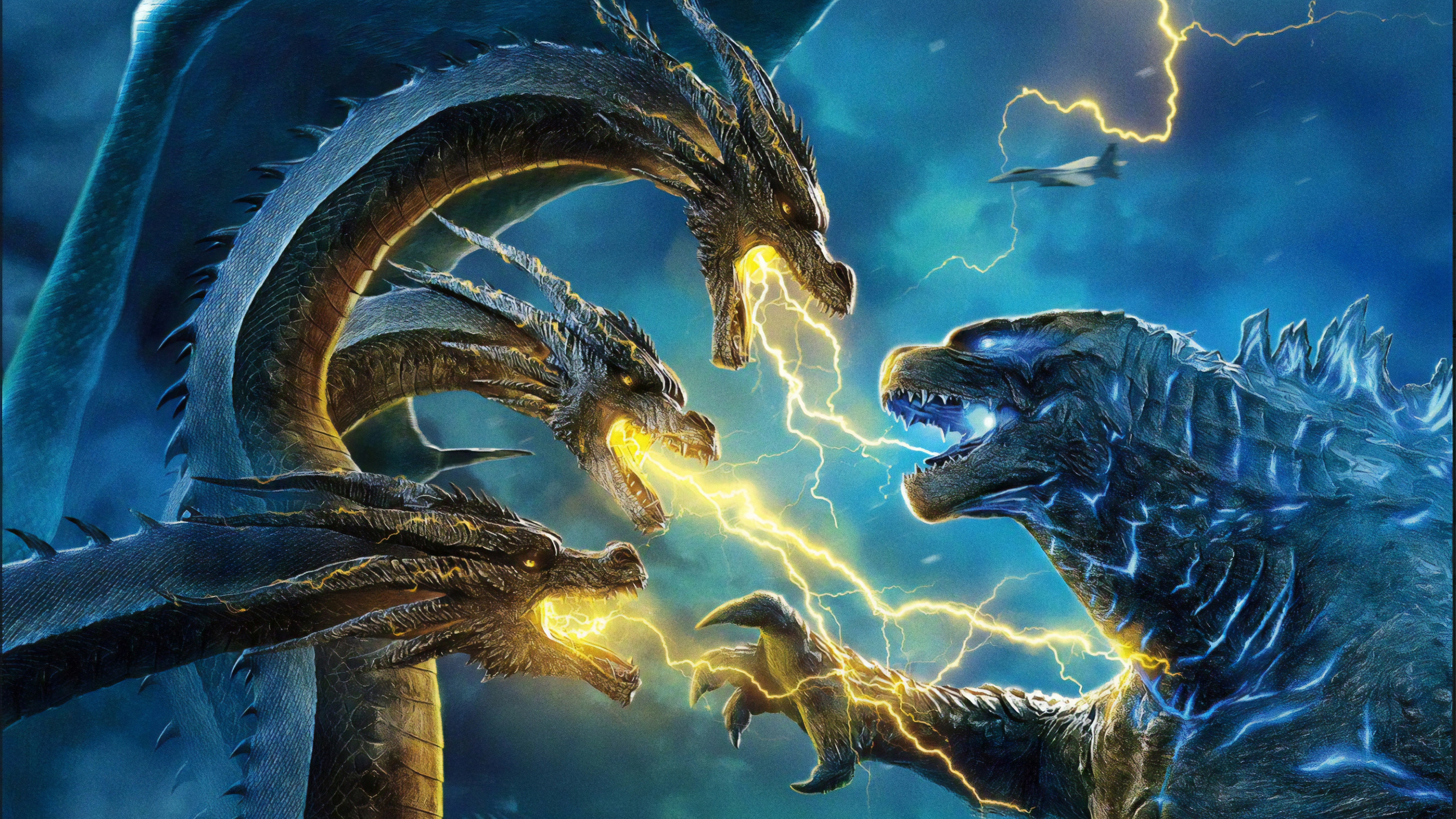 Godzilla King Of The Monsters Hd Movies 4k Wallpapers Images Backgrounds Photos And Pictures