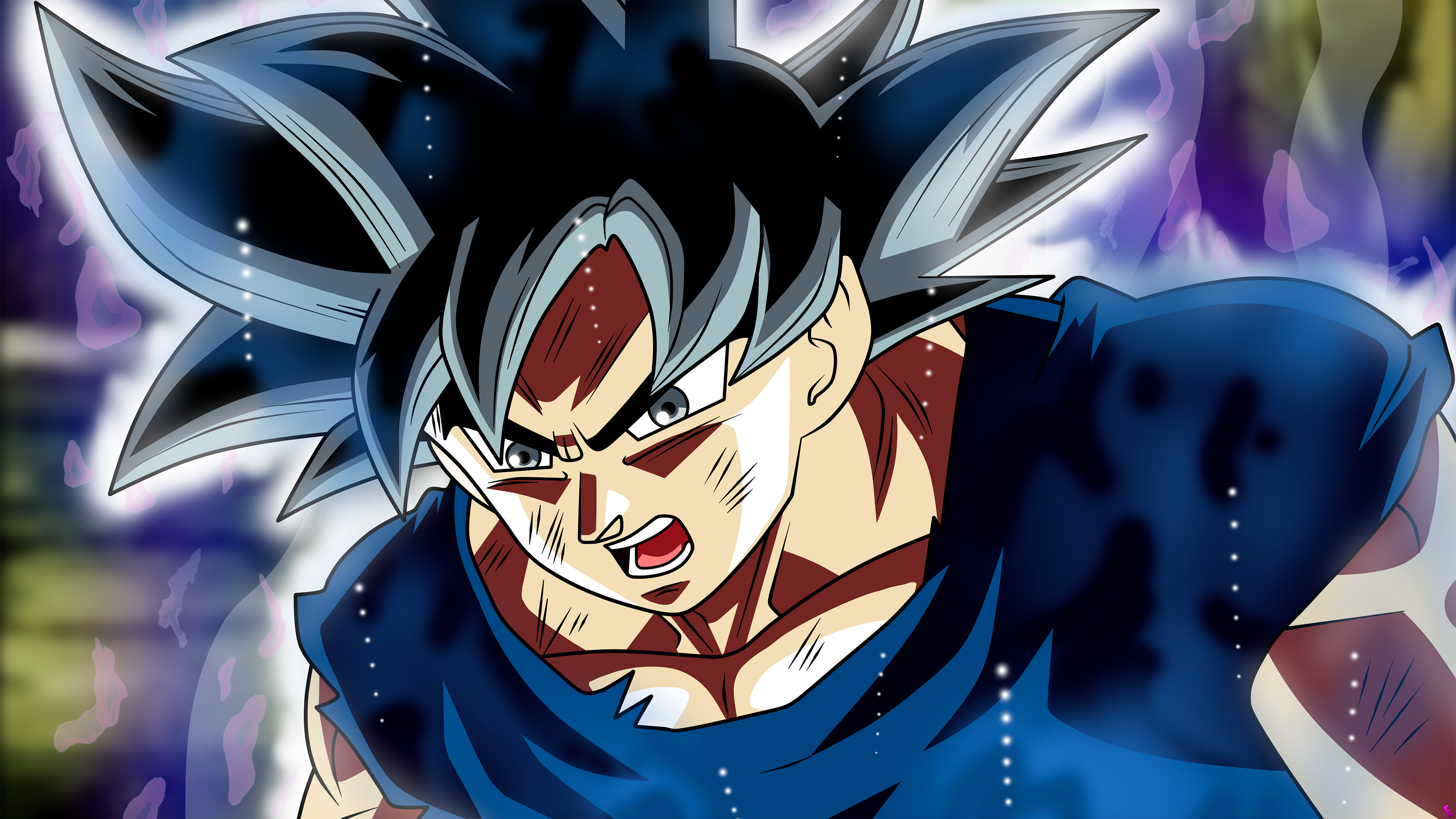 480x854 Goku 4k Android One Hd 4k Wallpapers Images Backgrounds Photos And Pictures