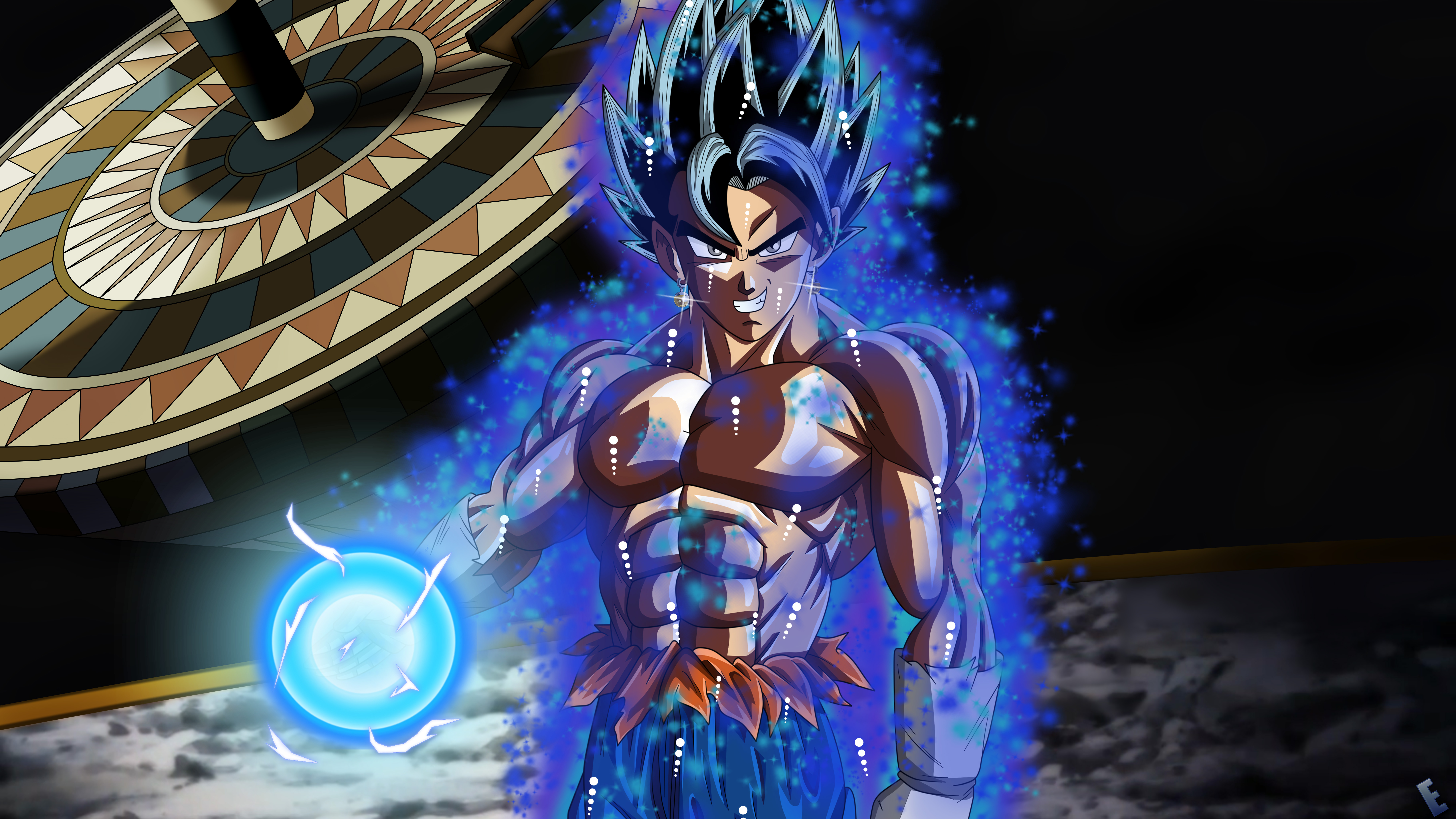 Goku Dragon Ball Super 8k Hd Anime 4k Wallpapers Images Backgrounds Photos And Pictures