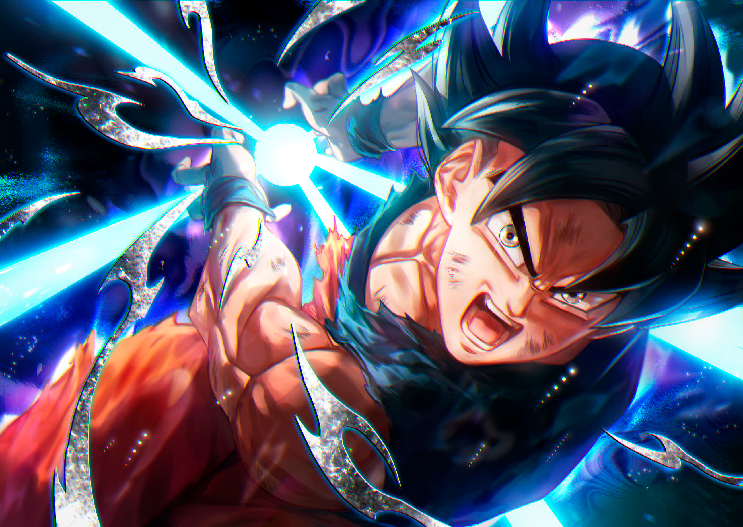 Goku In Dragon Ball Super Anime 4k Hd Anime 4k Wallpapers Images Backgrounds Photos And Pictures
