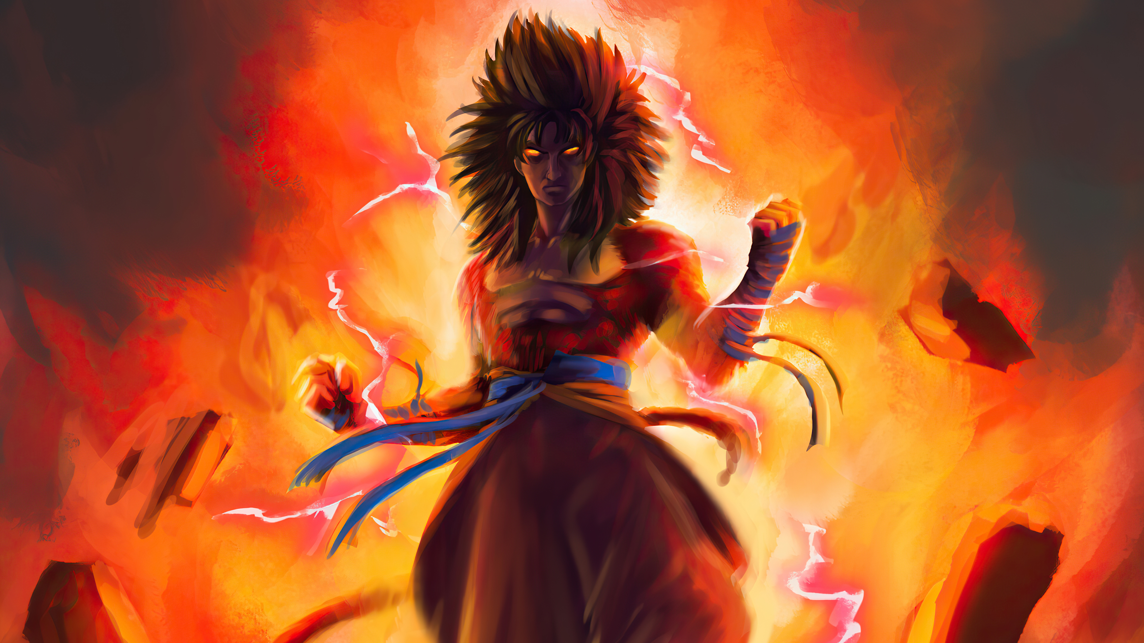 Goku Ssj4 Hd Anime 4k Wallpapers Images Backgrounds Photos And Pictures