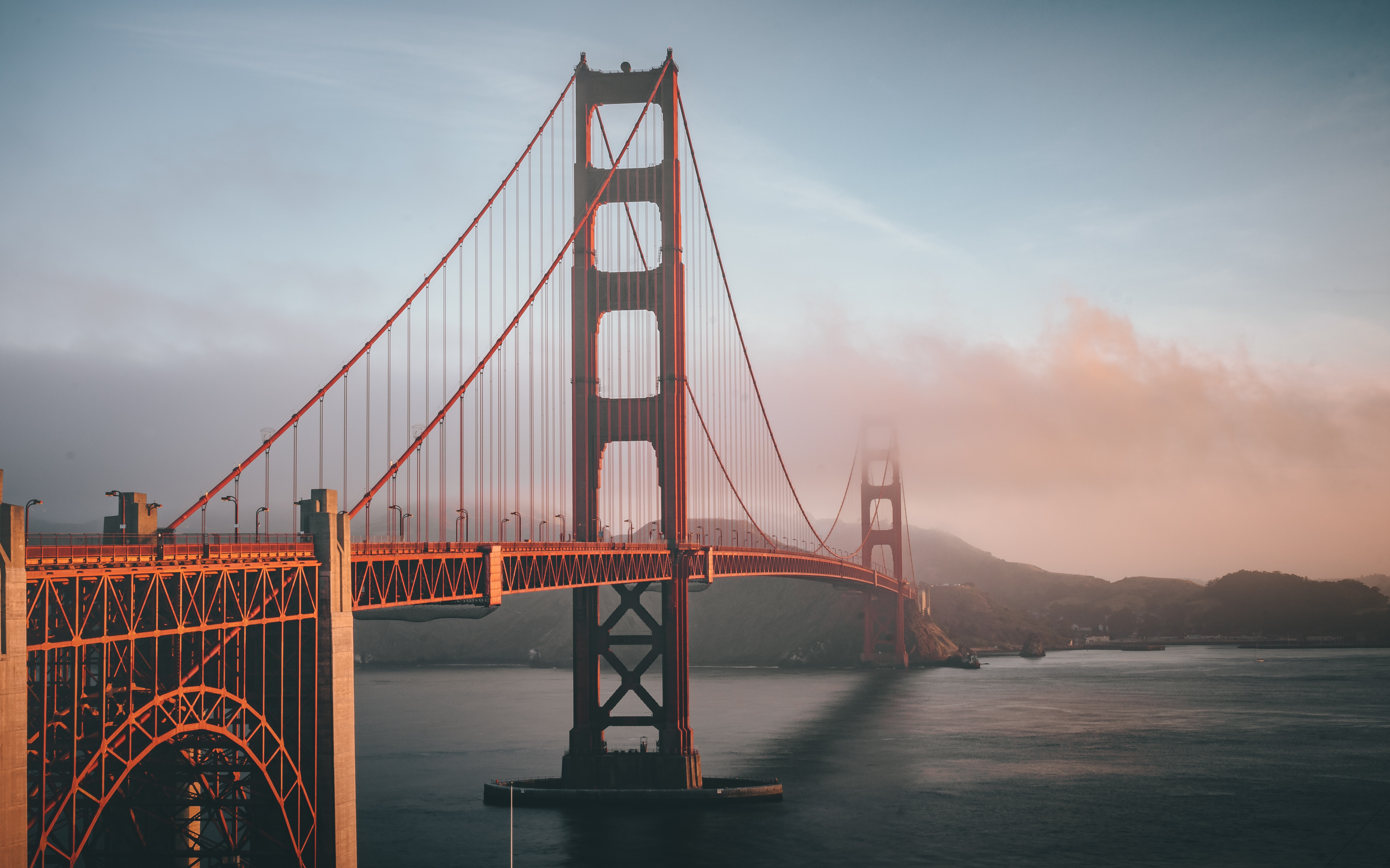5120x2880 Golden Gate Bridge 5k 5k Hd 4k Wallpapers Images Backgrounds Photos And Pictures