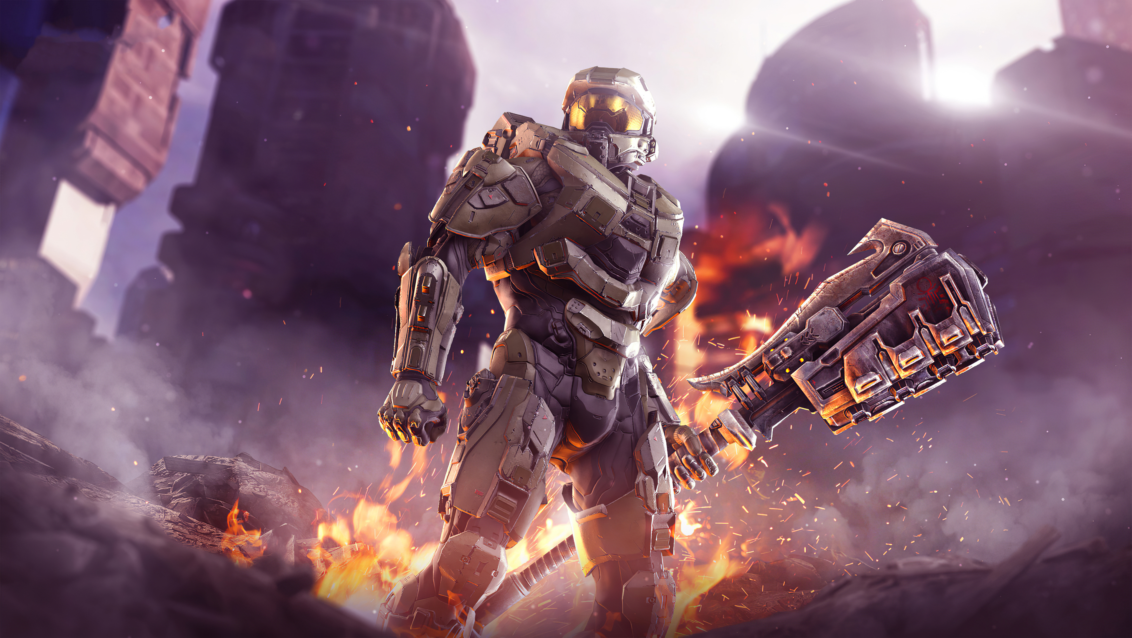 Halo 4k 2020, HD Games, 4k Wallpapers, Images, Backgrounds ...