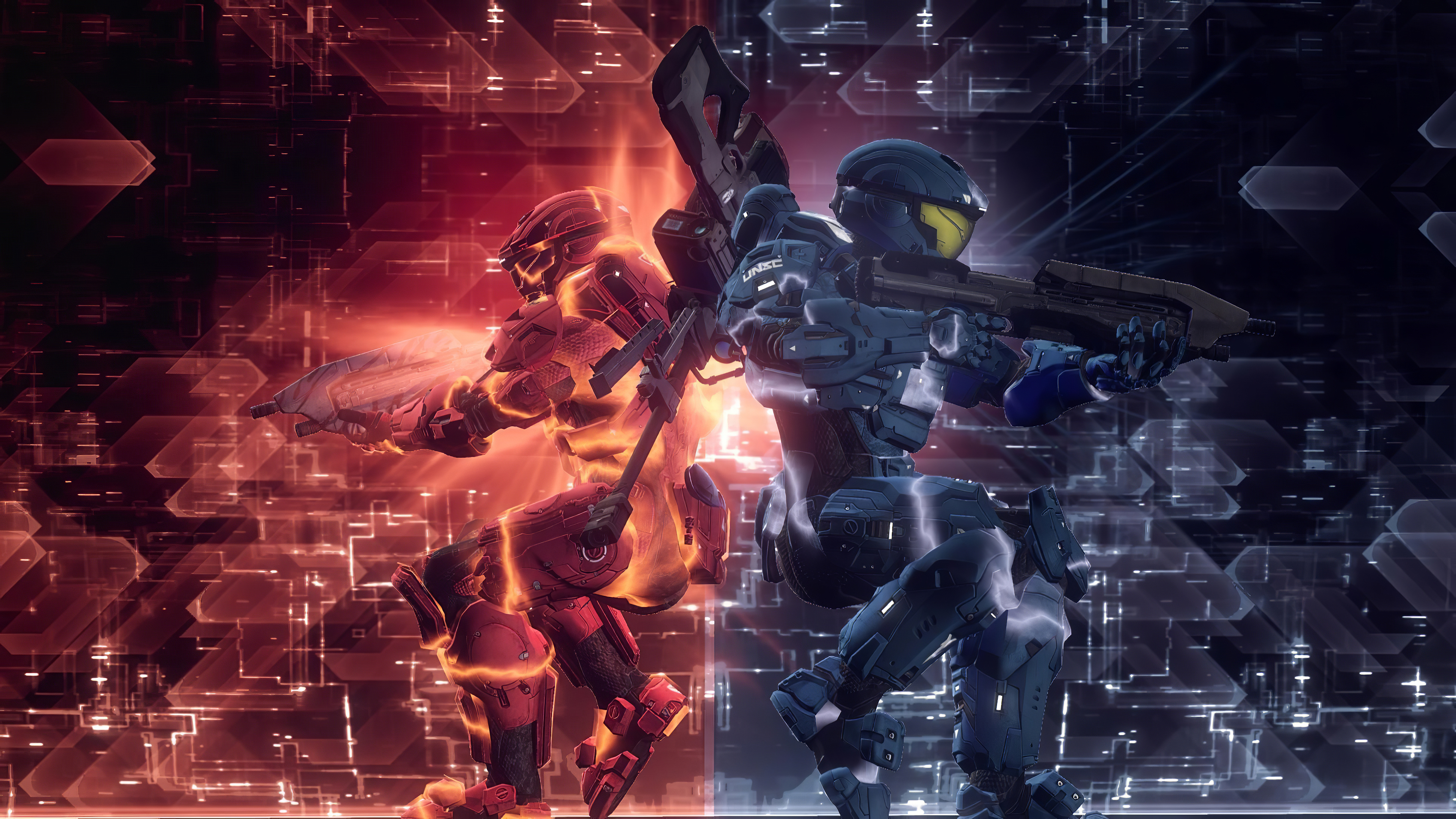 Though it is mild on purposeful decisions, this brief dip into the world is still filled with sturdy writing, interesting personalities, and also magnificent art. halo-video-game-4k-9o