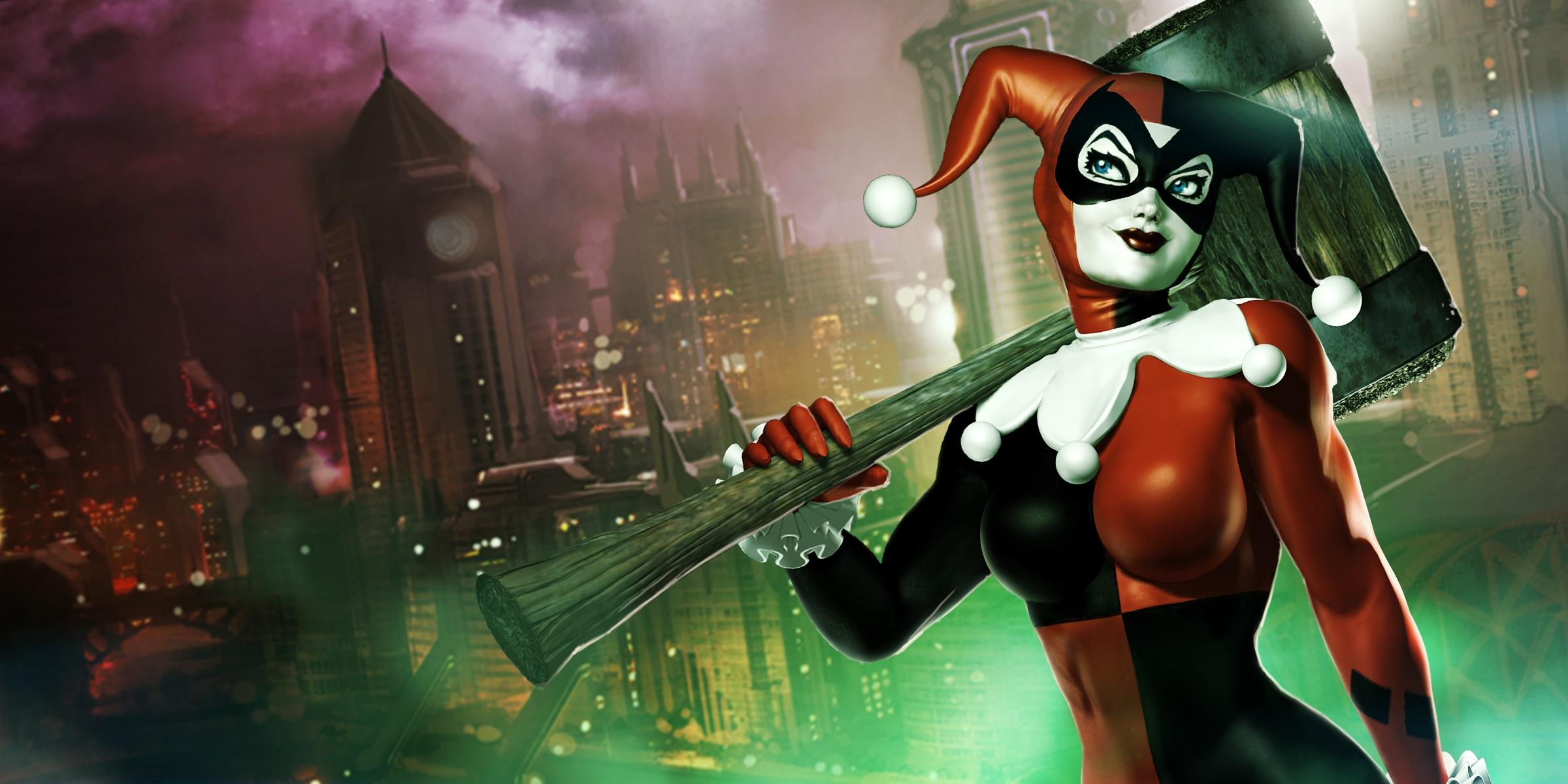 Harley Quinn Batman Arkham Knight Hd Games 4k Wallpapers Images