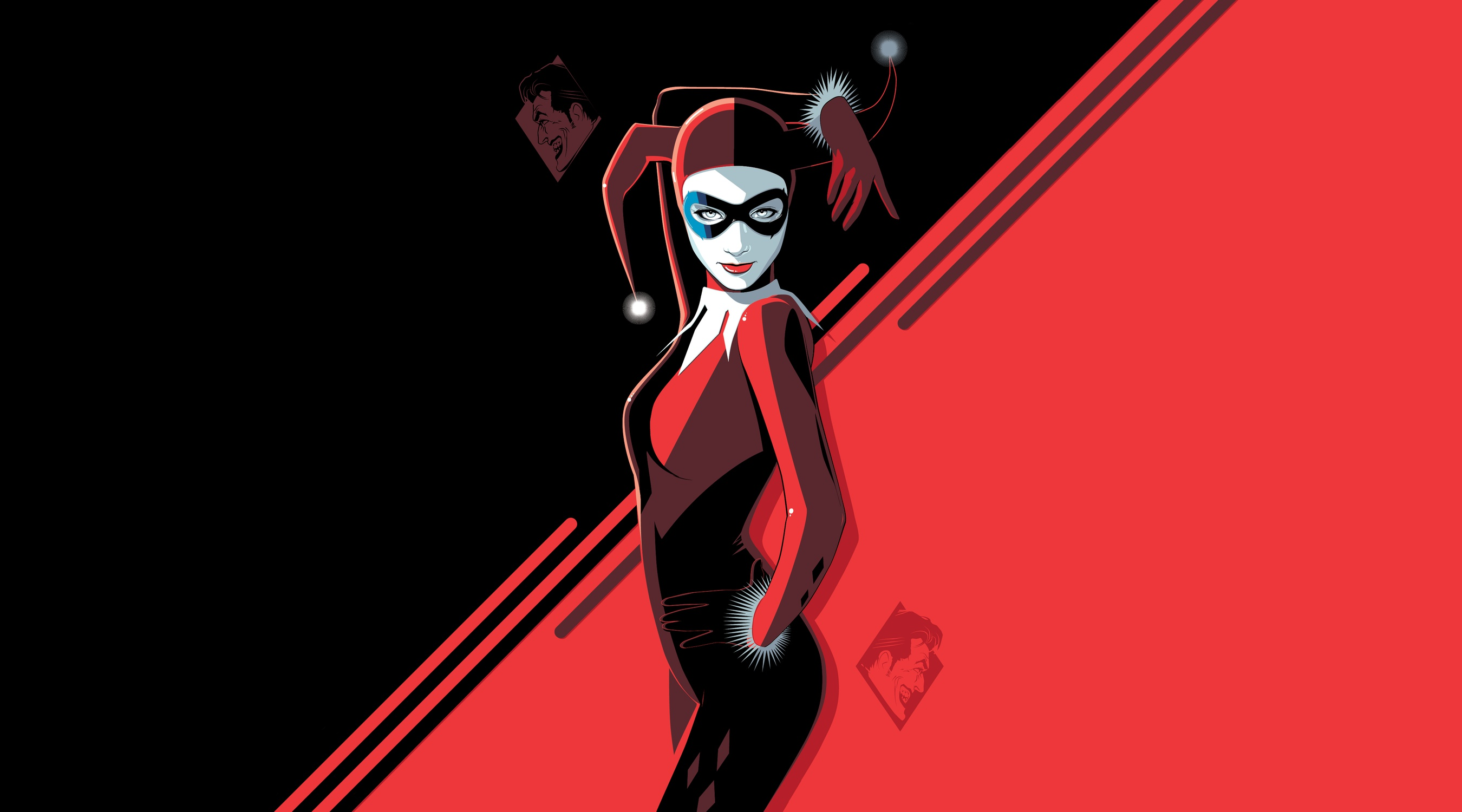 Harley Quinn Comic Digital Art Hd Superheroes 4k Wallpapers Images Backgrounds Photos And Pictures