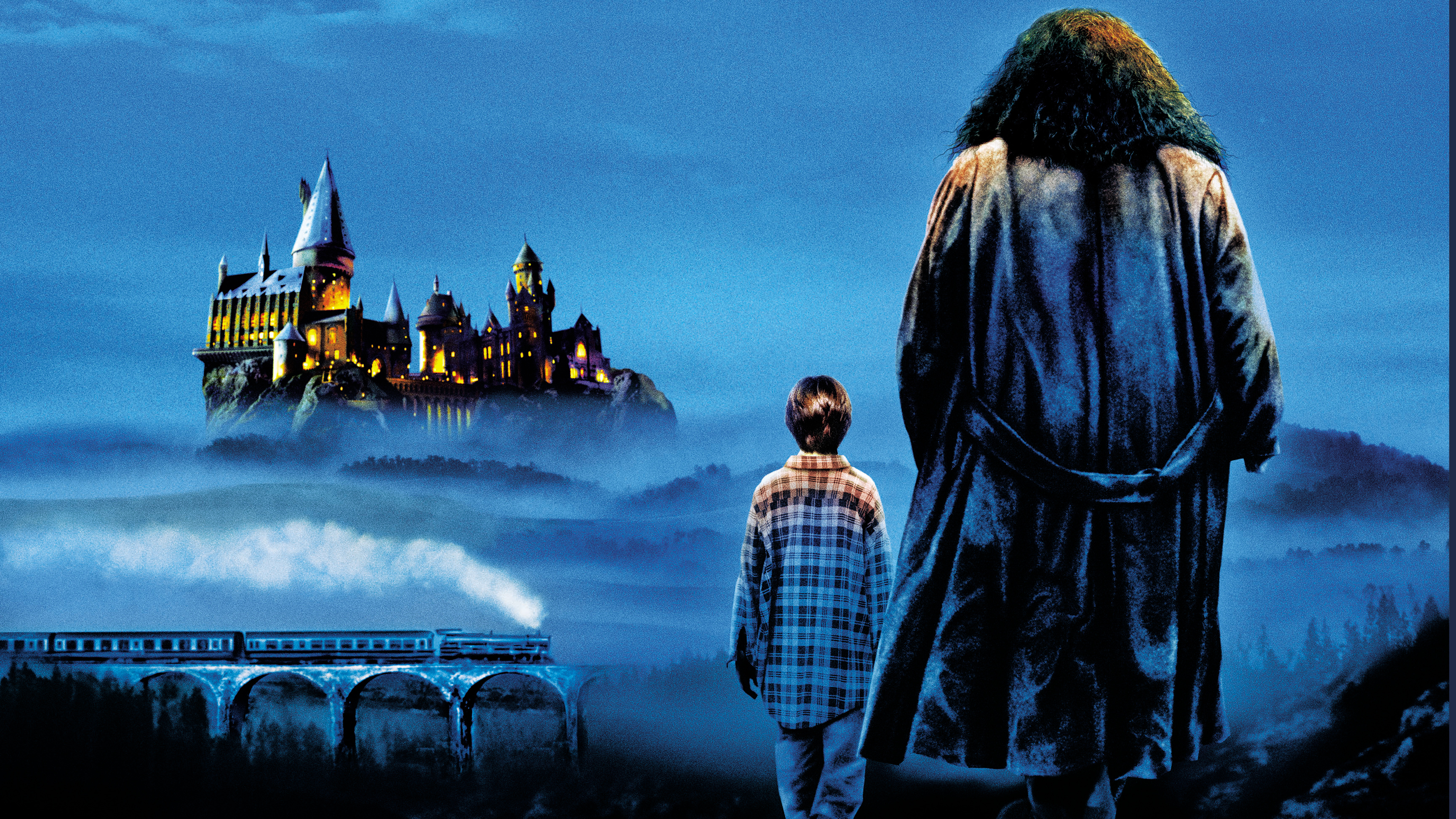 Harry Potter and The Sorcerers Stone Wallpaper Border
