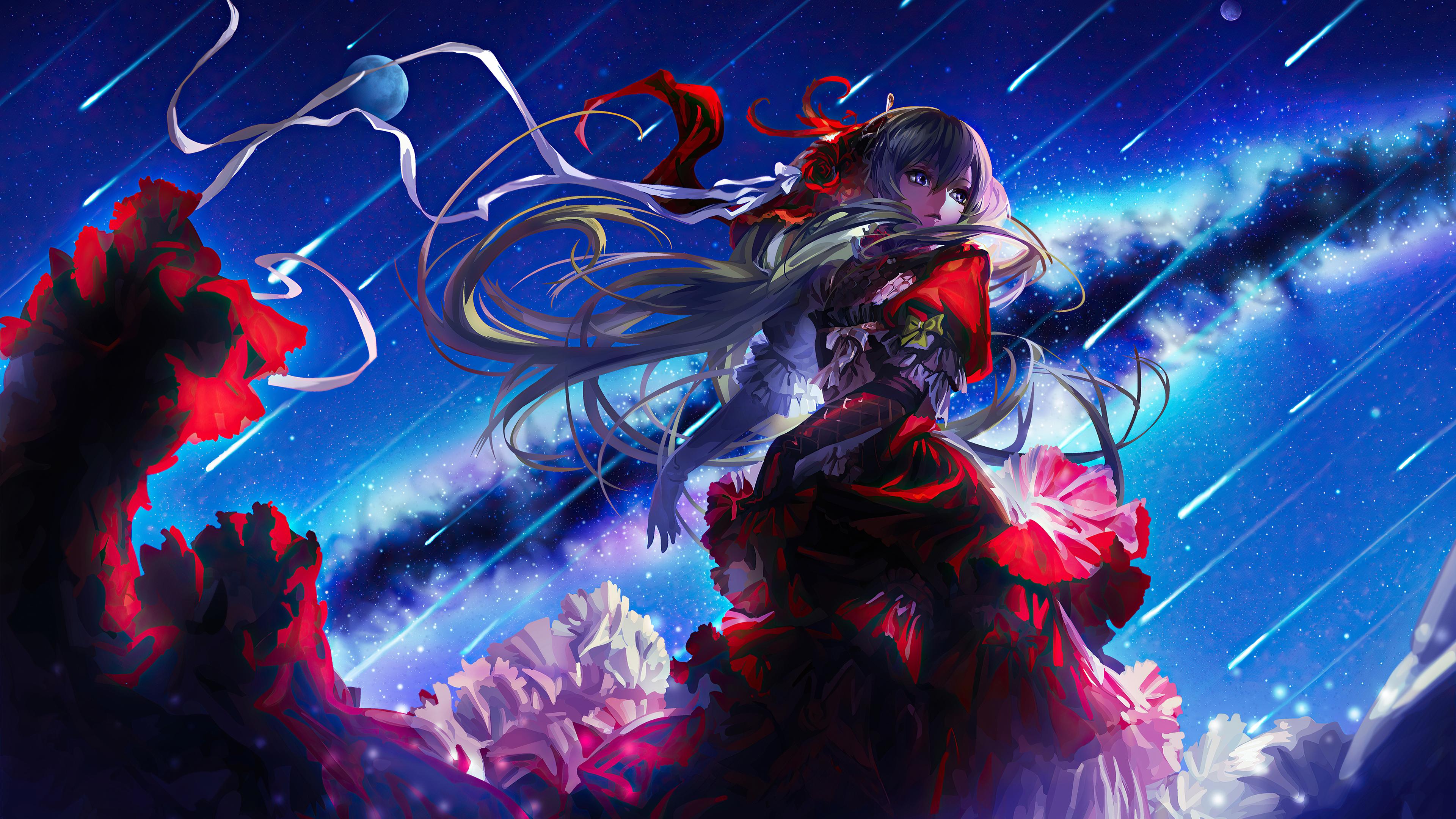 Hatsune Miku Long Hair 4k, HD Anime, 4k Wallpapers, Images ...