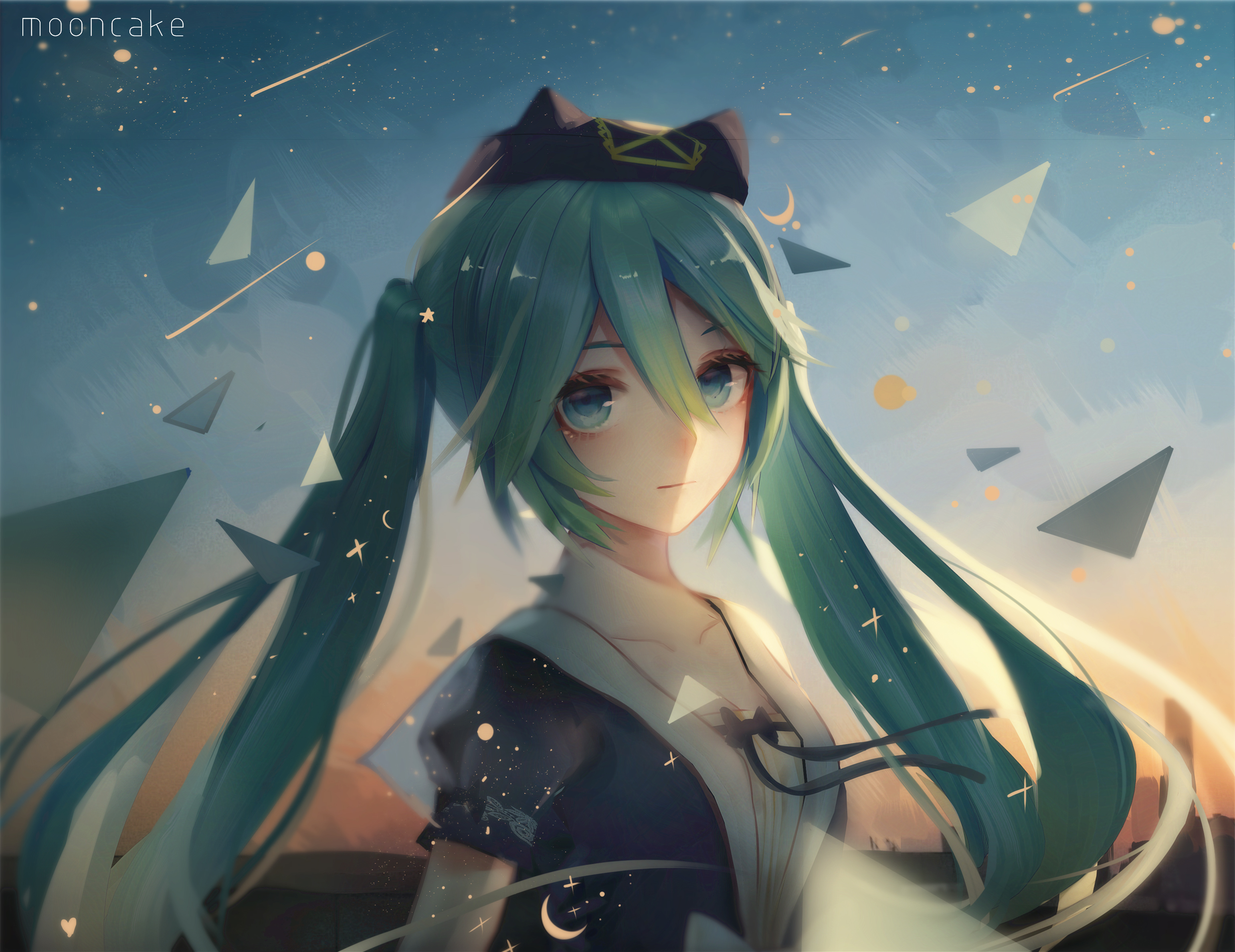 Hatsune Miku Vocaloid Anime 4k Hd Anime 4k Wallpapers Images Backgrounds Photos And Pictures