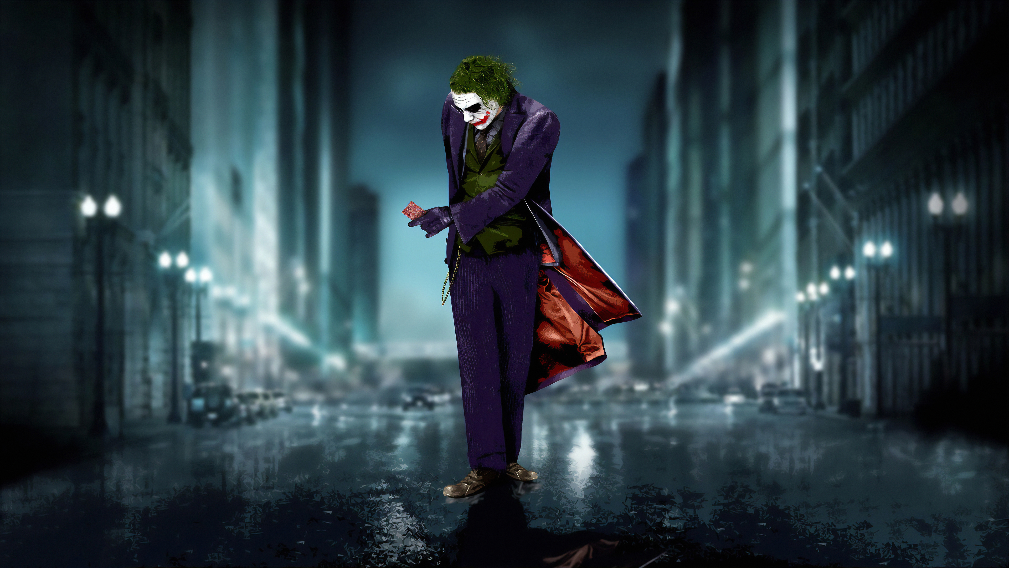 320x240 Heath Ledger Joker Apple Iphone Ipod Touch Galaxy Ace Hd 4k Wallpapers Images Backgrounds Photos And Pictures