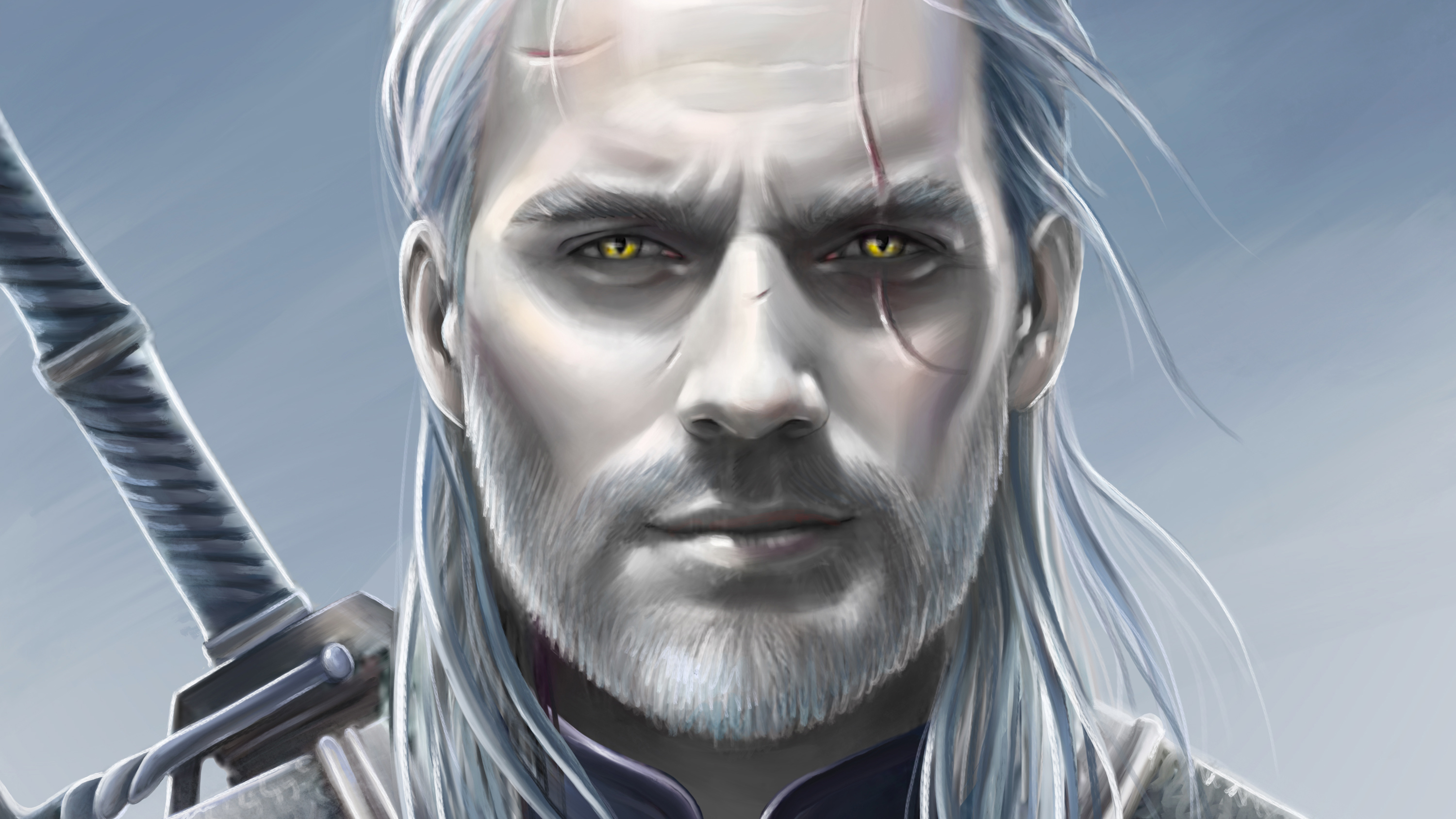 Henry Cavill As Geralt The Witcher Hd Tv Shows 4k