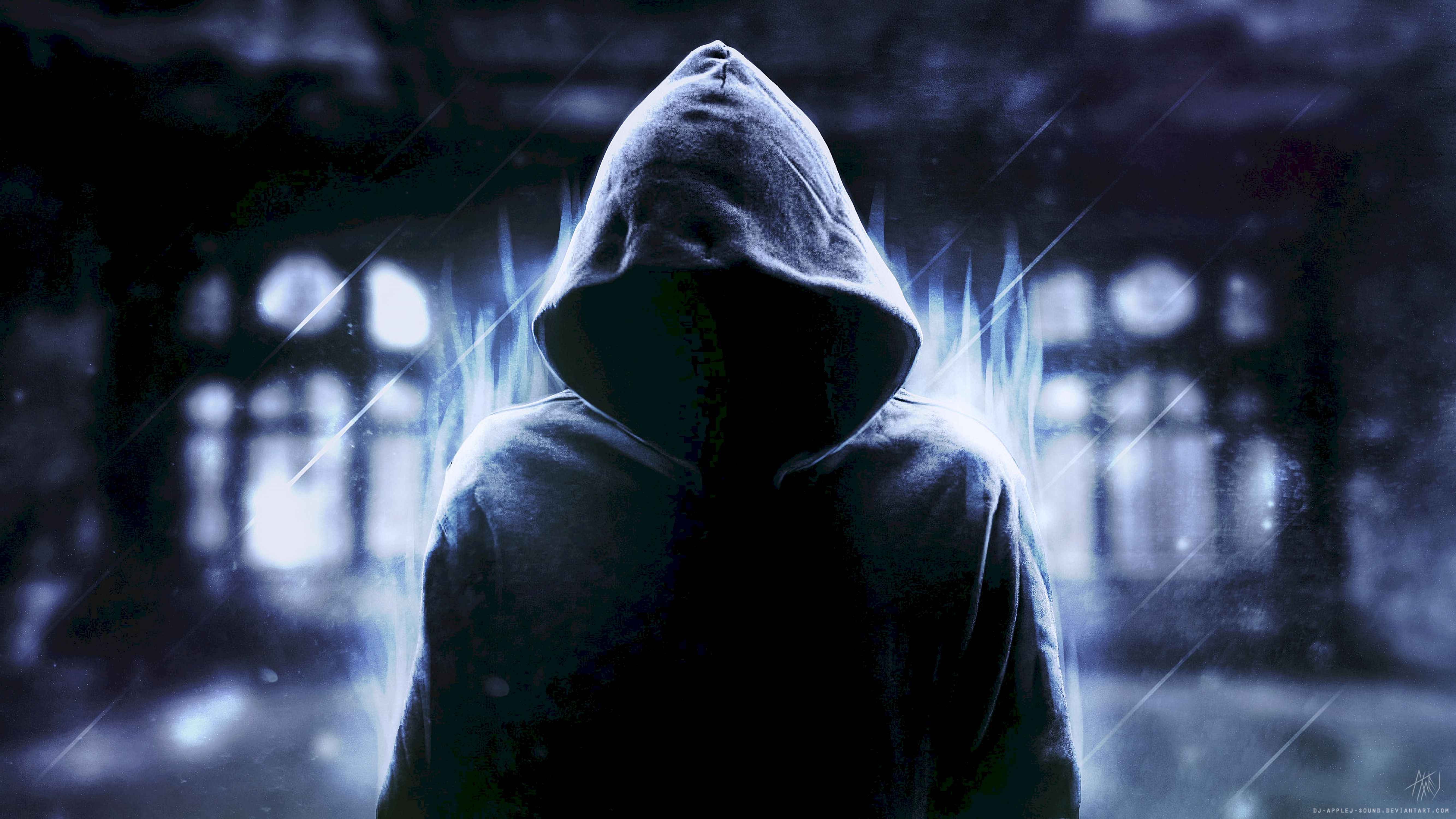 hoodie guy 5k wallpapers anonymus 4k hd mask deviantart photography backgrounds
