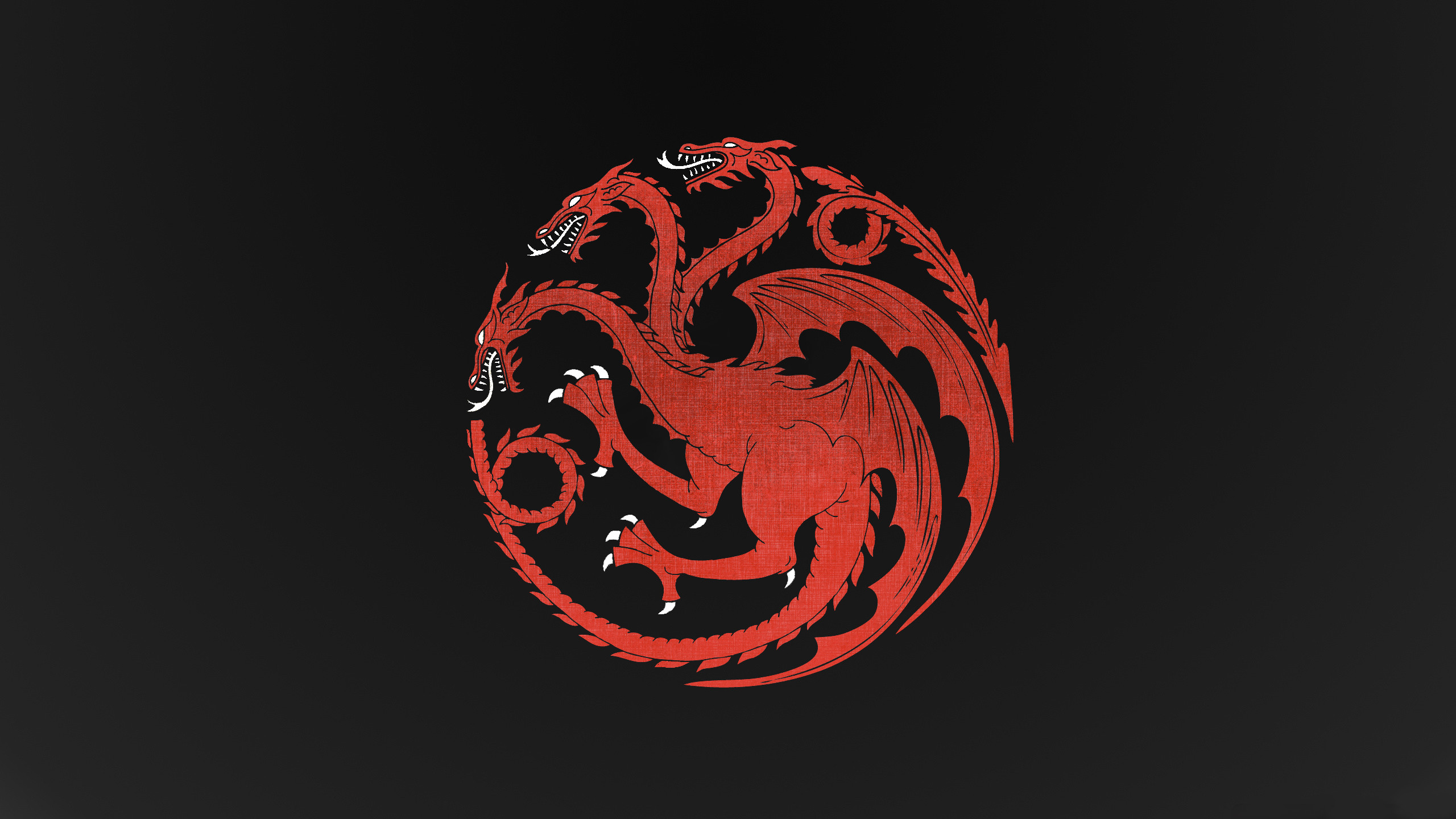 House Targaryen Dragon Game Of Thrones Dragon Minimalism Hd