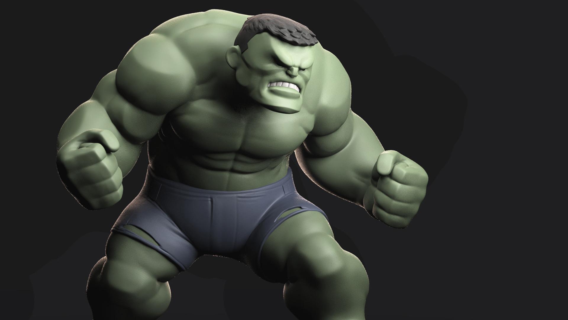 Hulk 3d Avengers Infinity War Hd Superheroes 4k Wallpapers