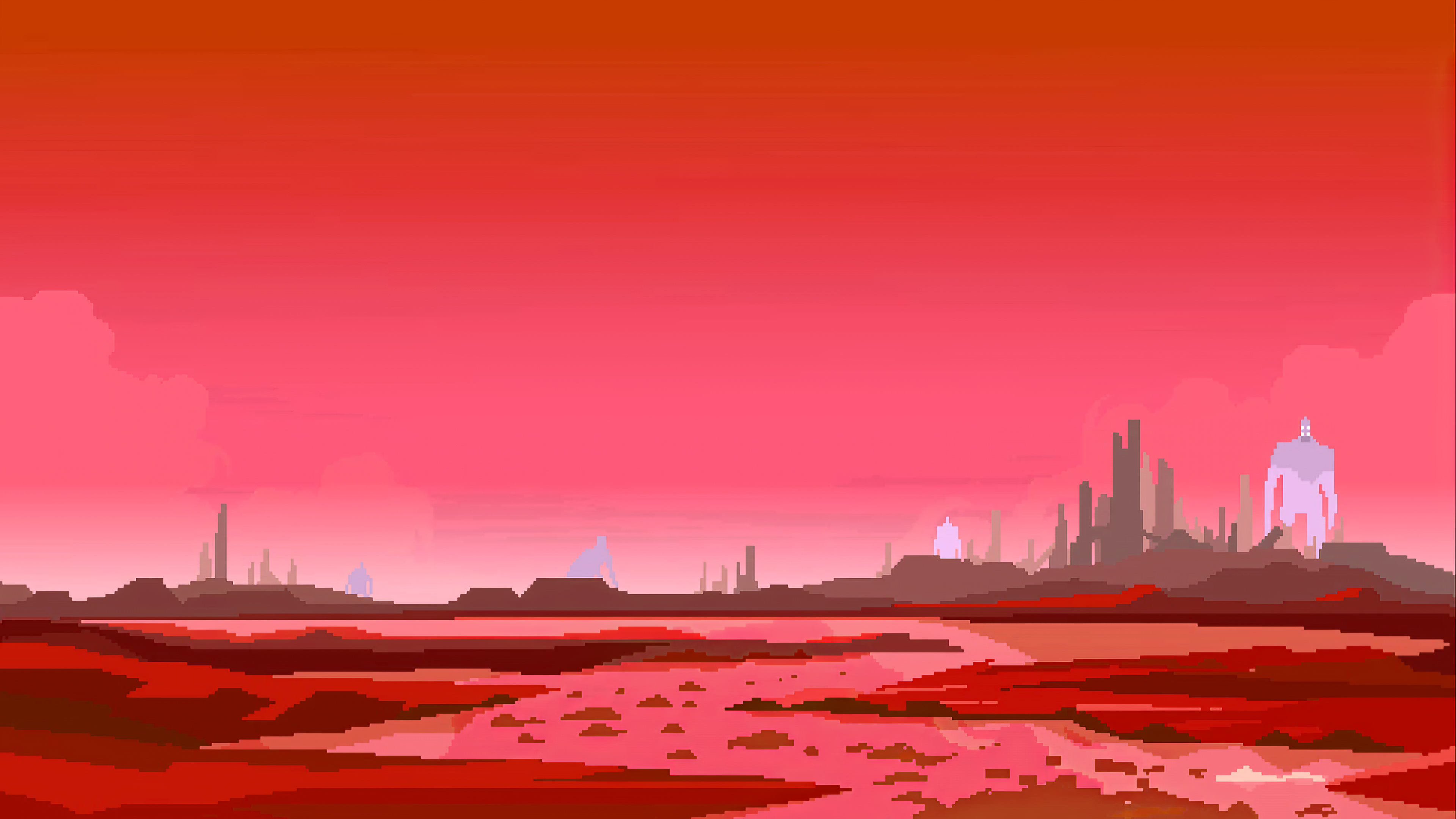 Hyper Light Drifter 8bit 4k Hd Artist 4k Wallpapers Images