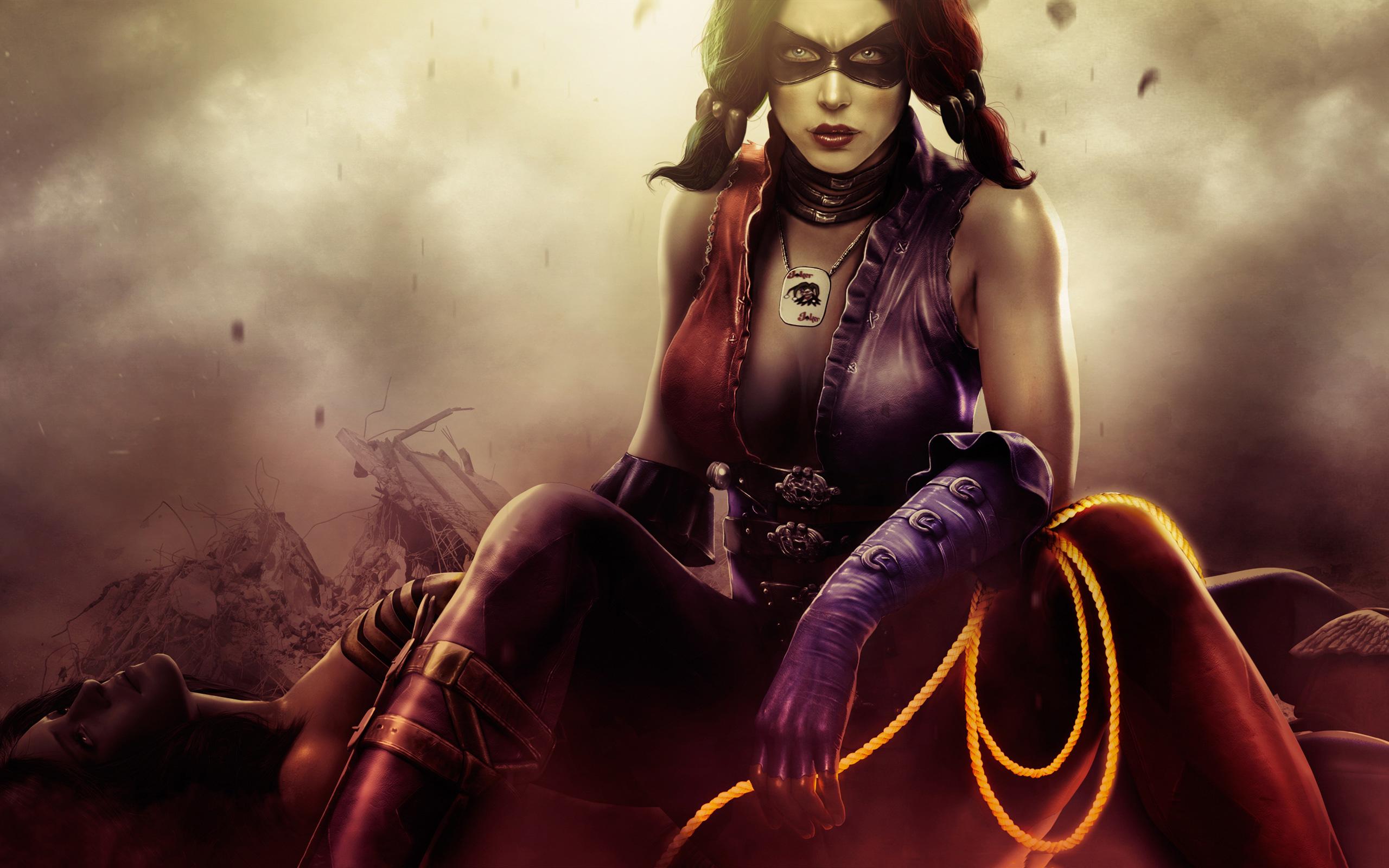 Injustice Gods Among Us Harley Quinn Hd Games 4k Wallpapers