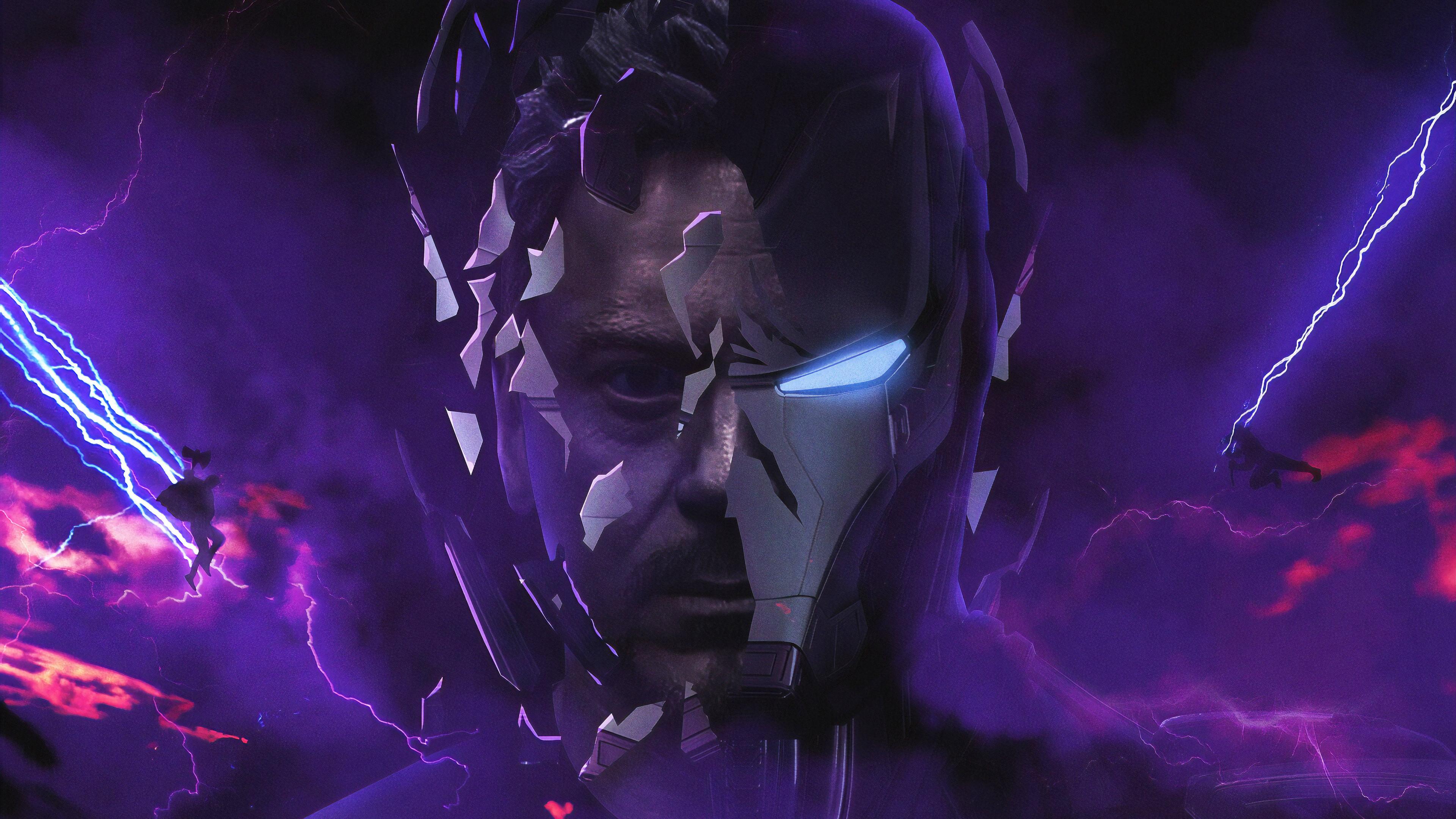 Iron Man 4k Avengers End Game, HD Superheroes, 4k ...