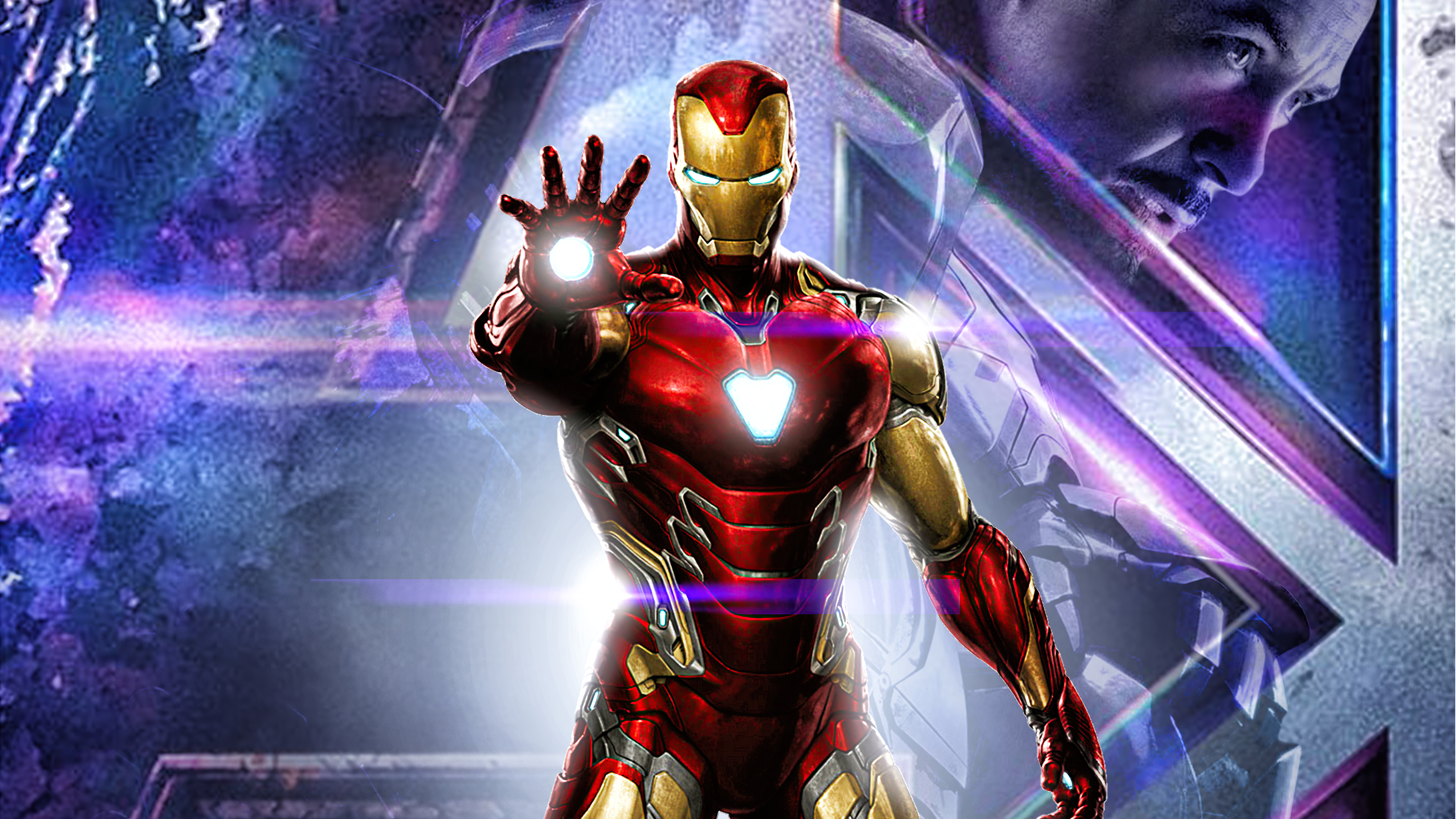 1920x1080 Iron Man Avengers Endgame 2020 Laptop Full Hd 1080p Hd 4k Wallpapers Images Backgrounds Photos And Pictures
