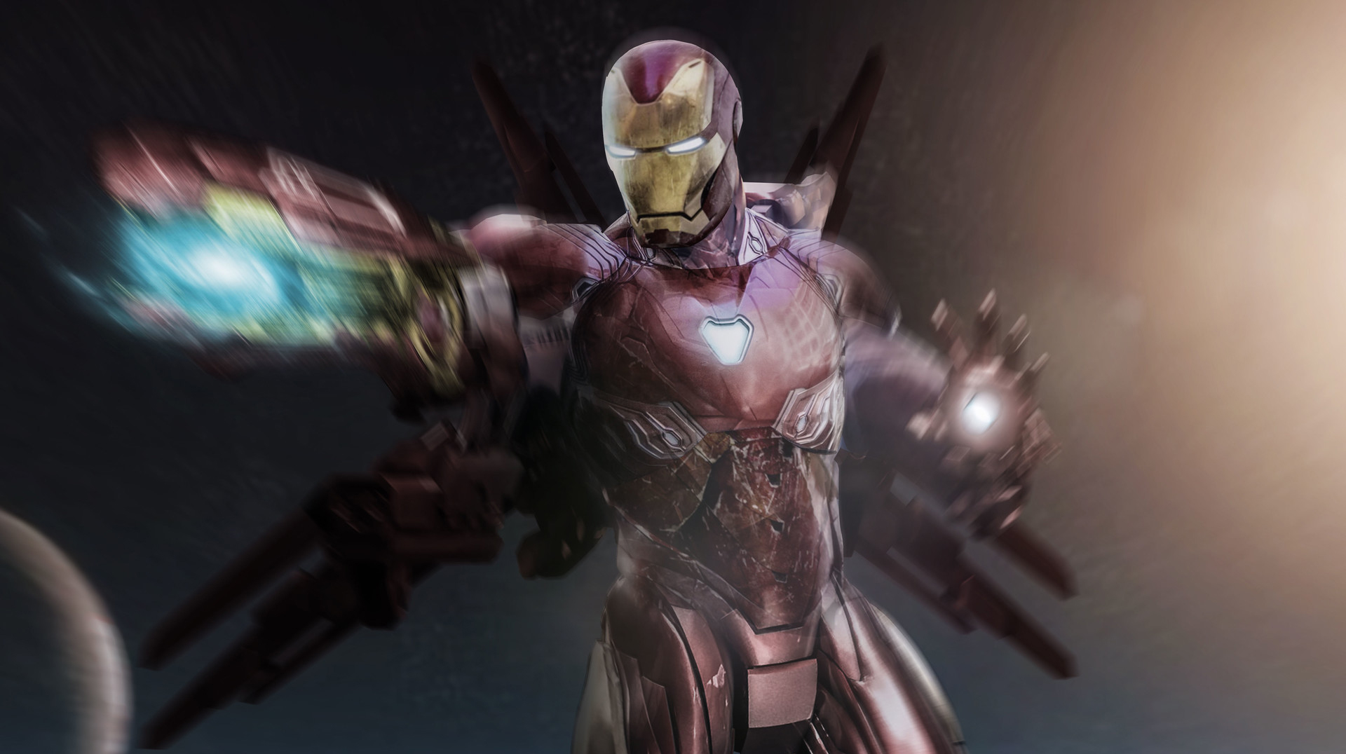 1280x1024 Iron Man Avengers Infinity War Suit 1280x1024