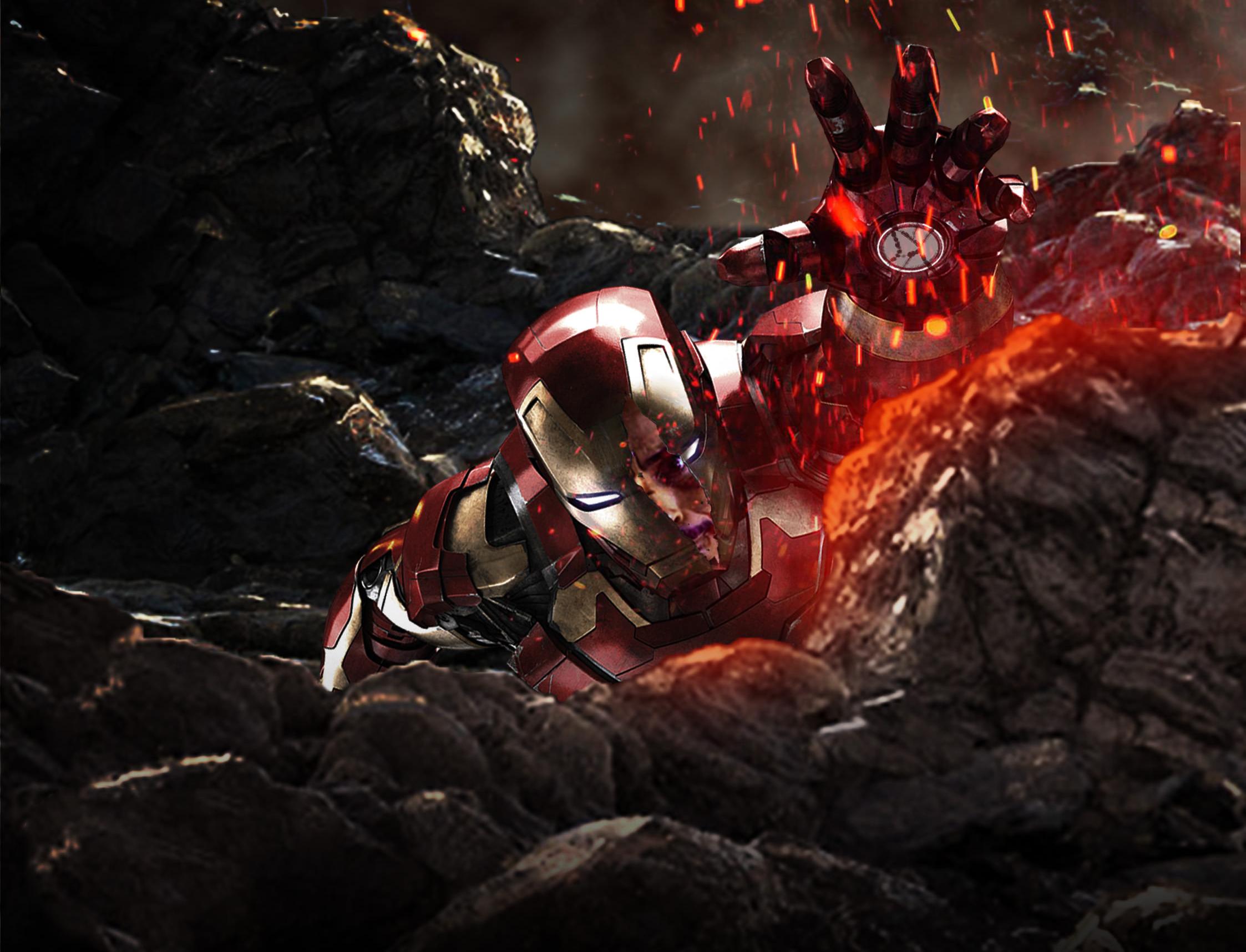 1920x1080 Iron Man In Avengers Infinity War Laptop Full Hd 1080p