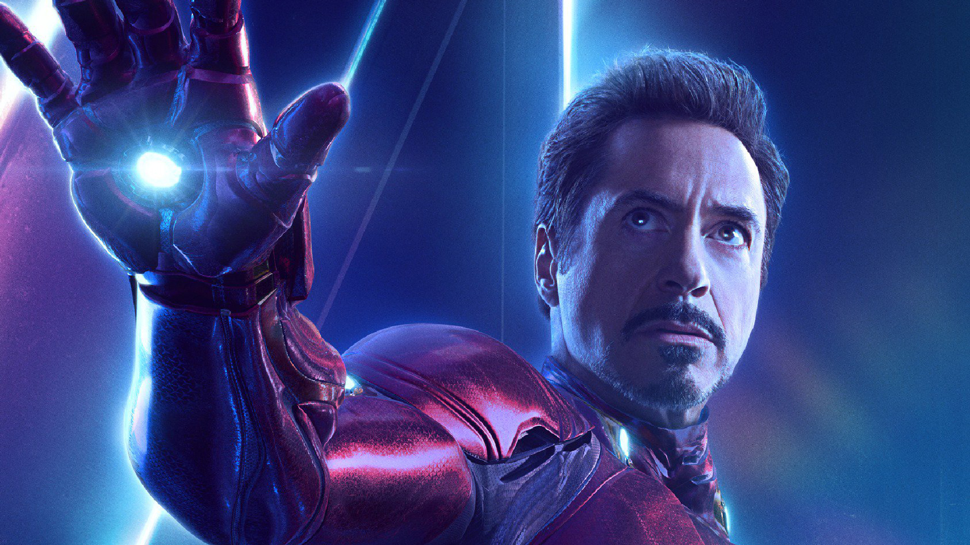 1280x1024 Iron Man In Avengers Infinity War New Poster