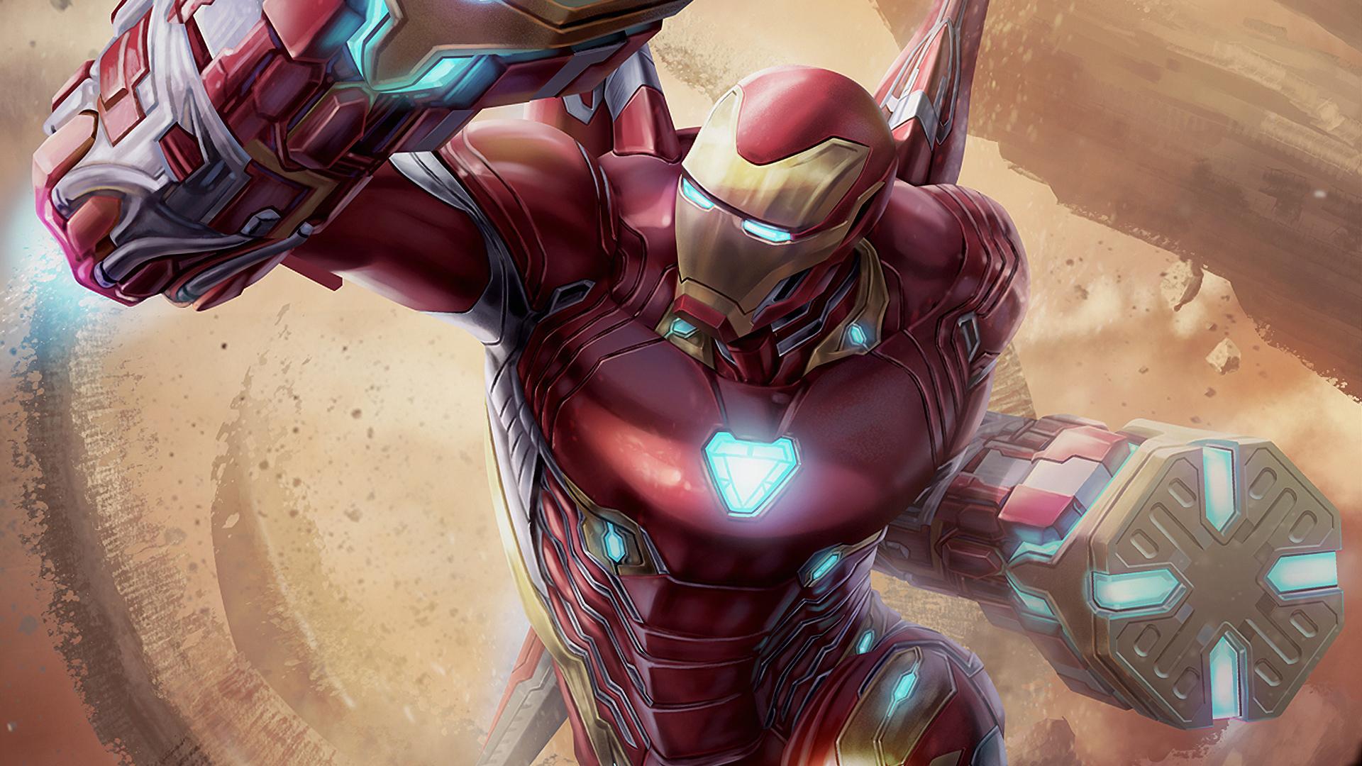 1920x1080 Iron Man Suit In Avengers Laptop Full Hd 1080p Hd