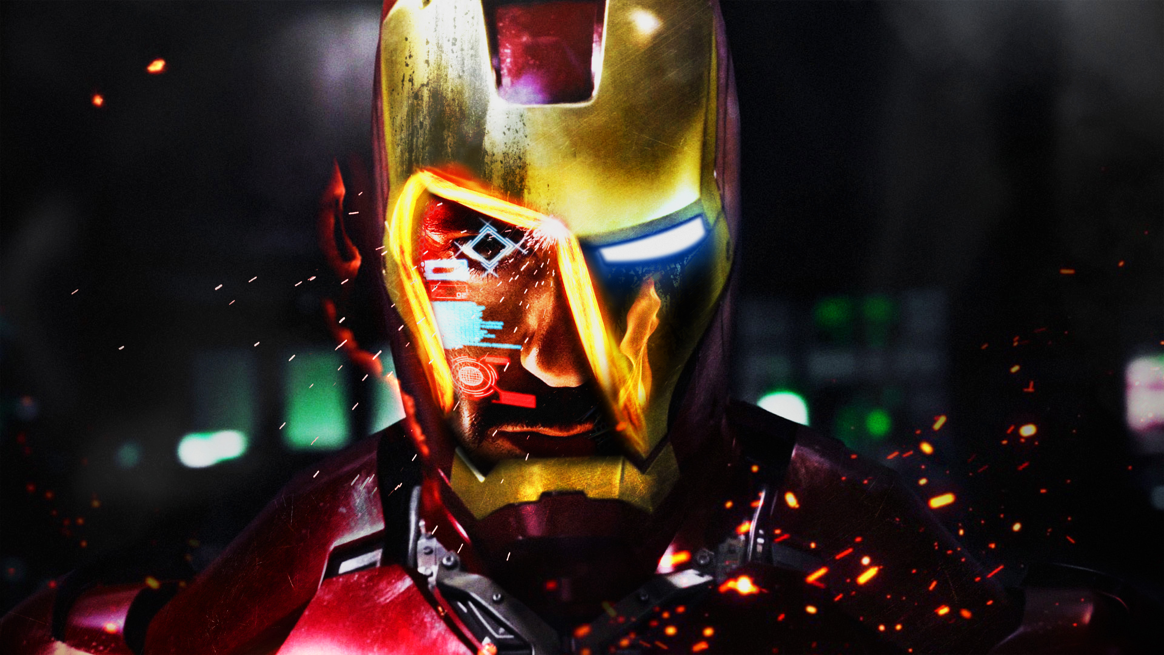 1600x1200 Ironman 4k 1600x1200 Resolution Hd 4k Wallpapers Images Backgrounds Photos And Pictures