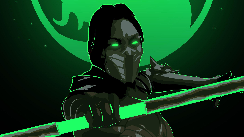 Jade Mortal Kombat, HD Superheroes, 4k